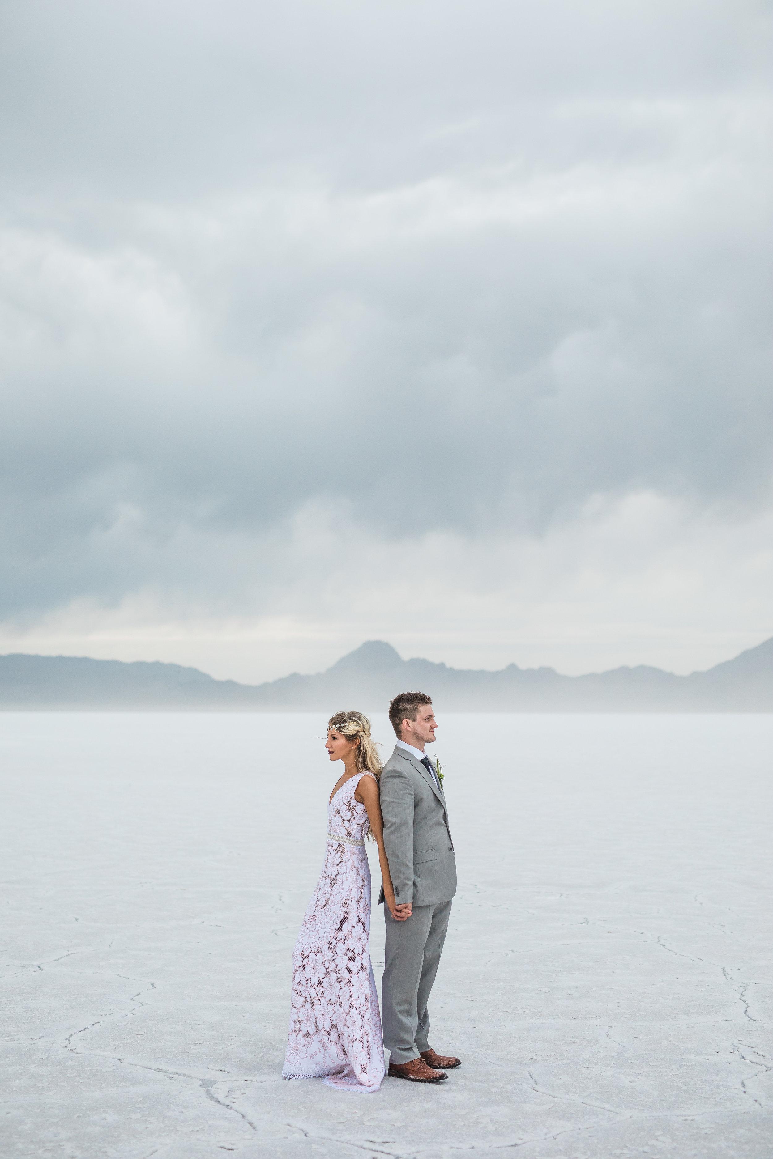 Fine art adventure wedding photography Kyle and Tori Sheppard