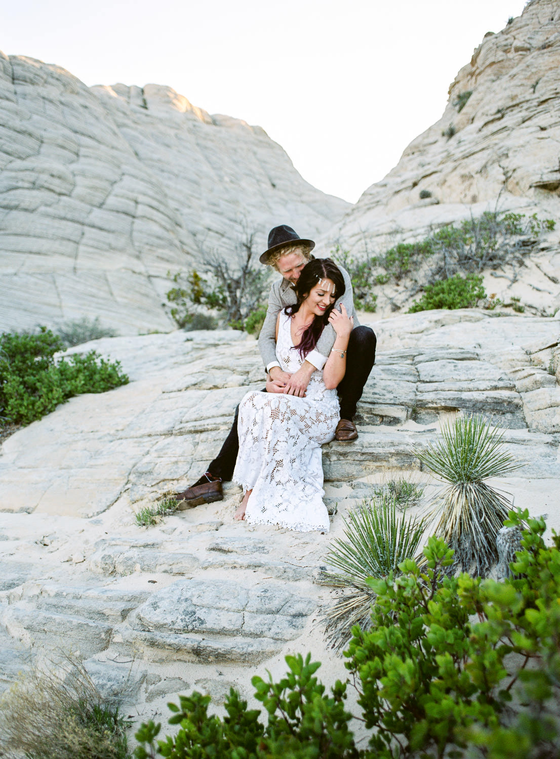 Film Wedding and Elopement photographers Southern Utah boutique film lab
