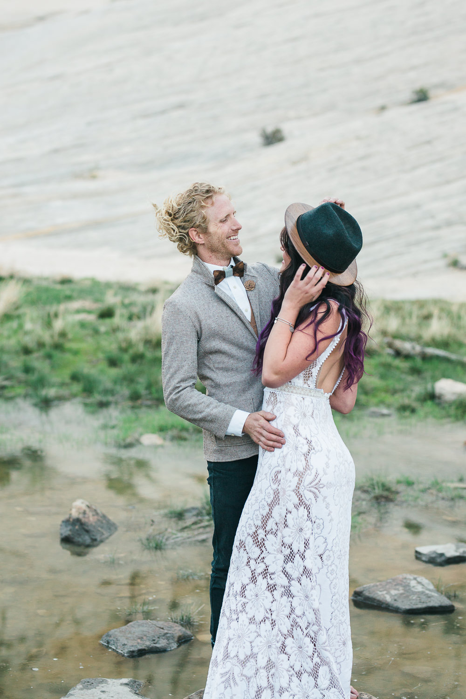 Destination wedding photographers Kyle and Tori Sheppard