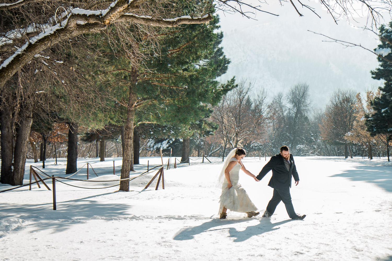 Kyle Loves Tori Adventure Wedding Photographers in Utah