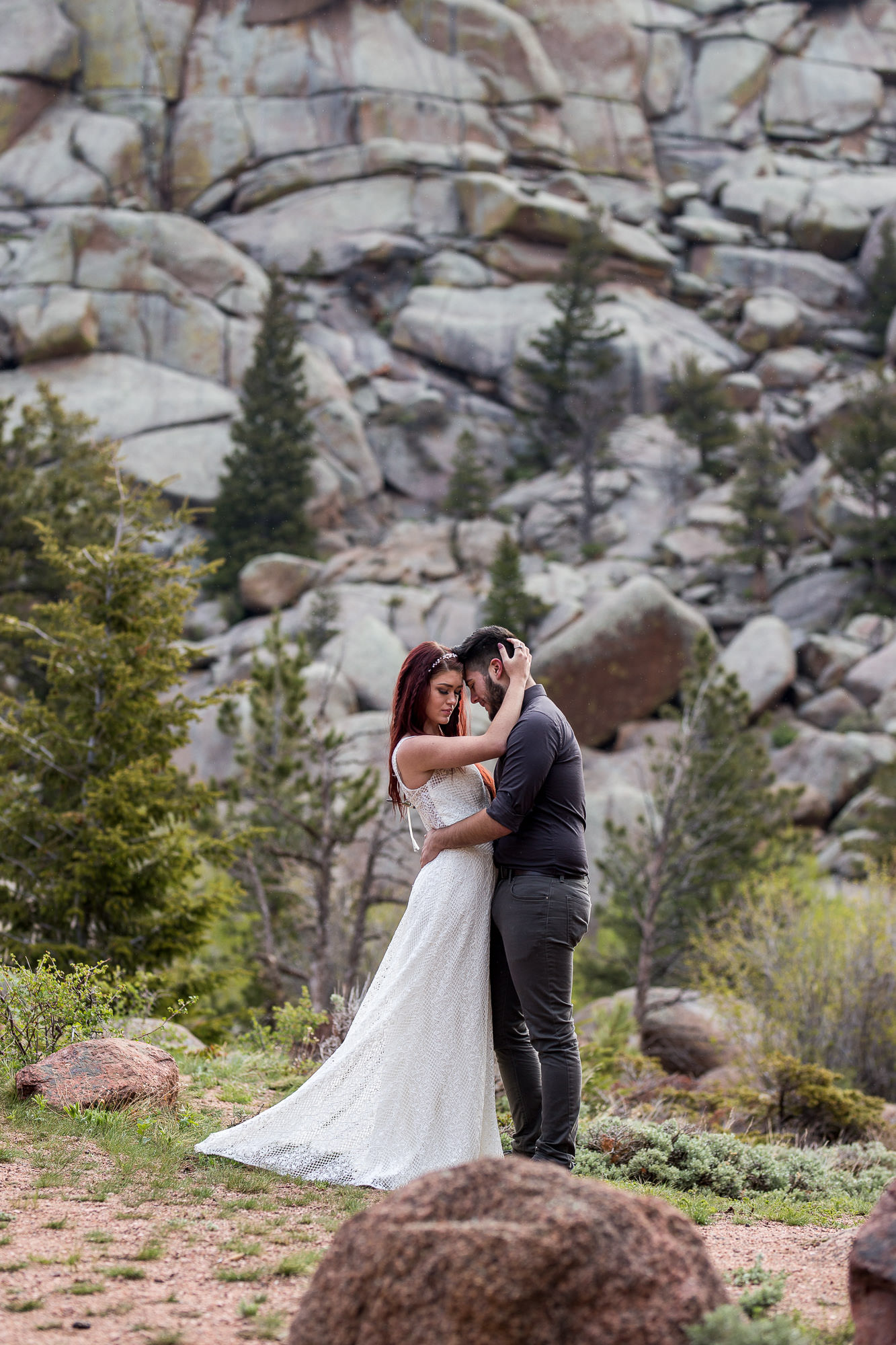 Rocky Mountain Wedding Photographers Wyoming