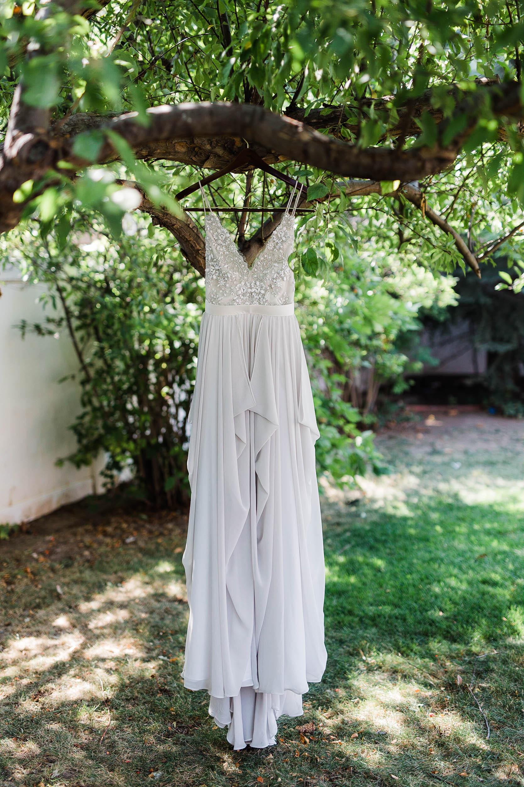 Tru Velle bridal dress from A and Be Denver Bridal Shop