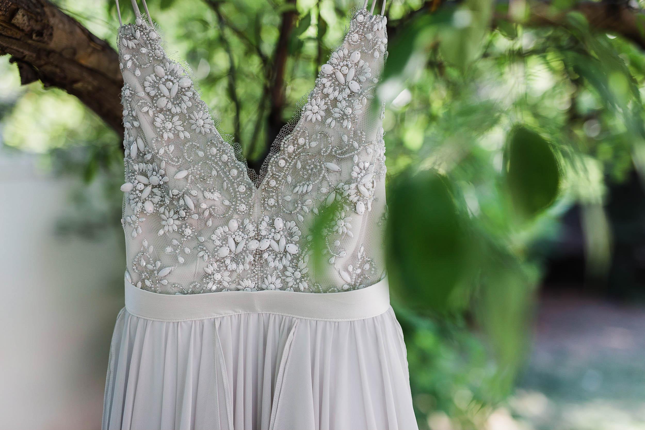 Dress details Truvelle bridal