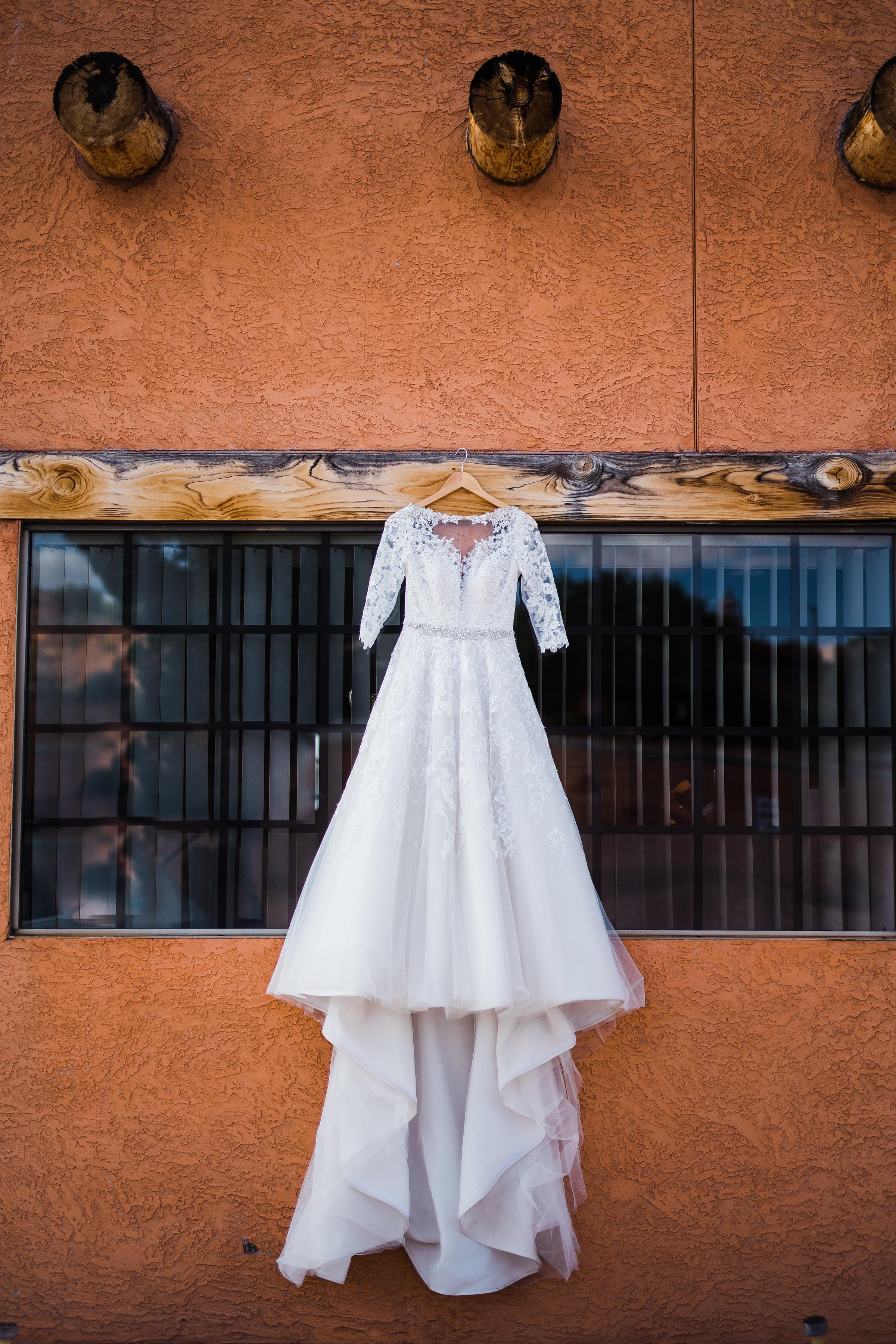 Mesa Arizona Wedding Dress