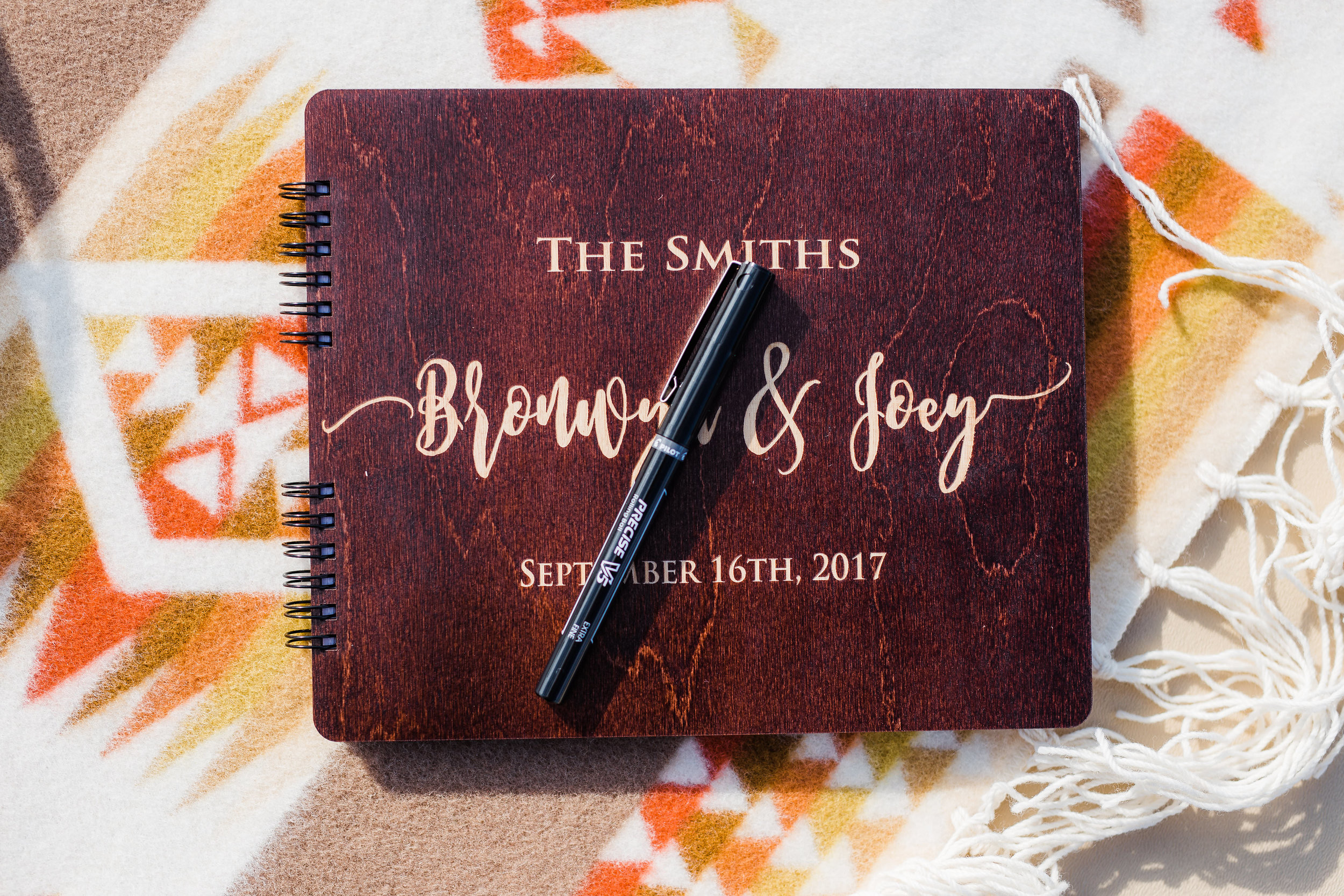Guest Book Ceremony