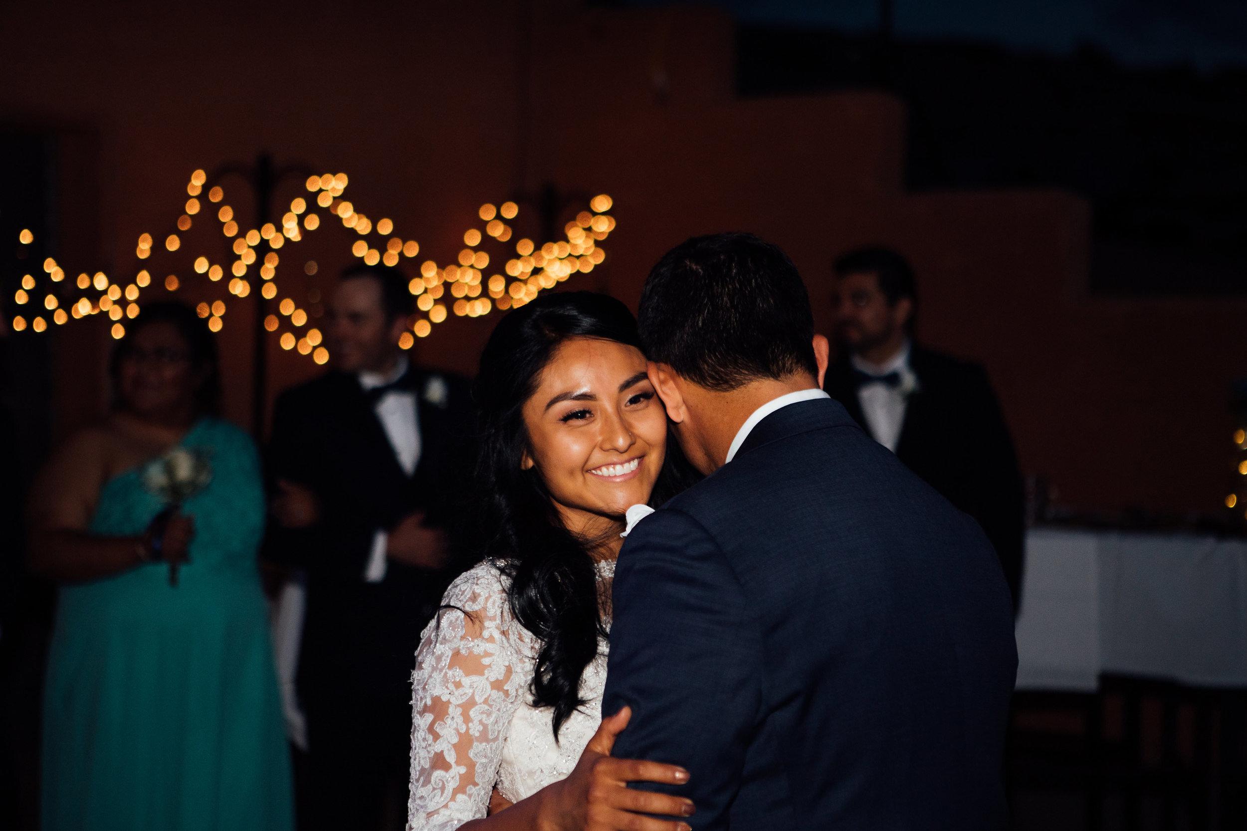 First Dance Bride Groom Reception