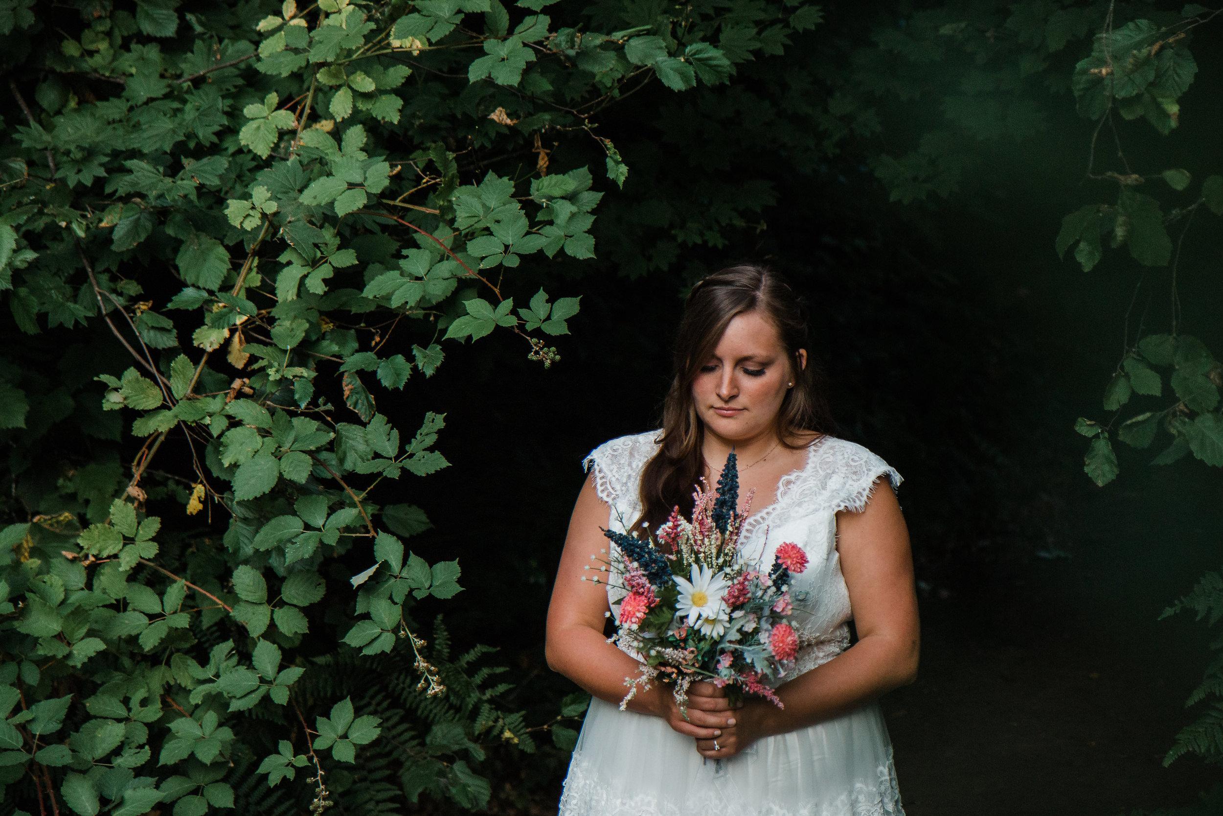 Adventurous wedding photographers west coast