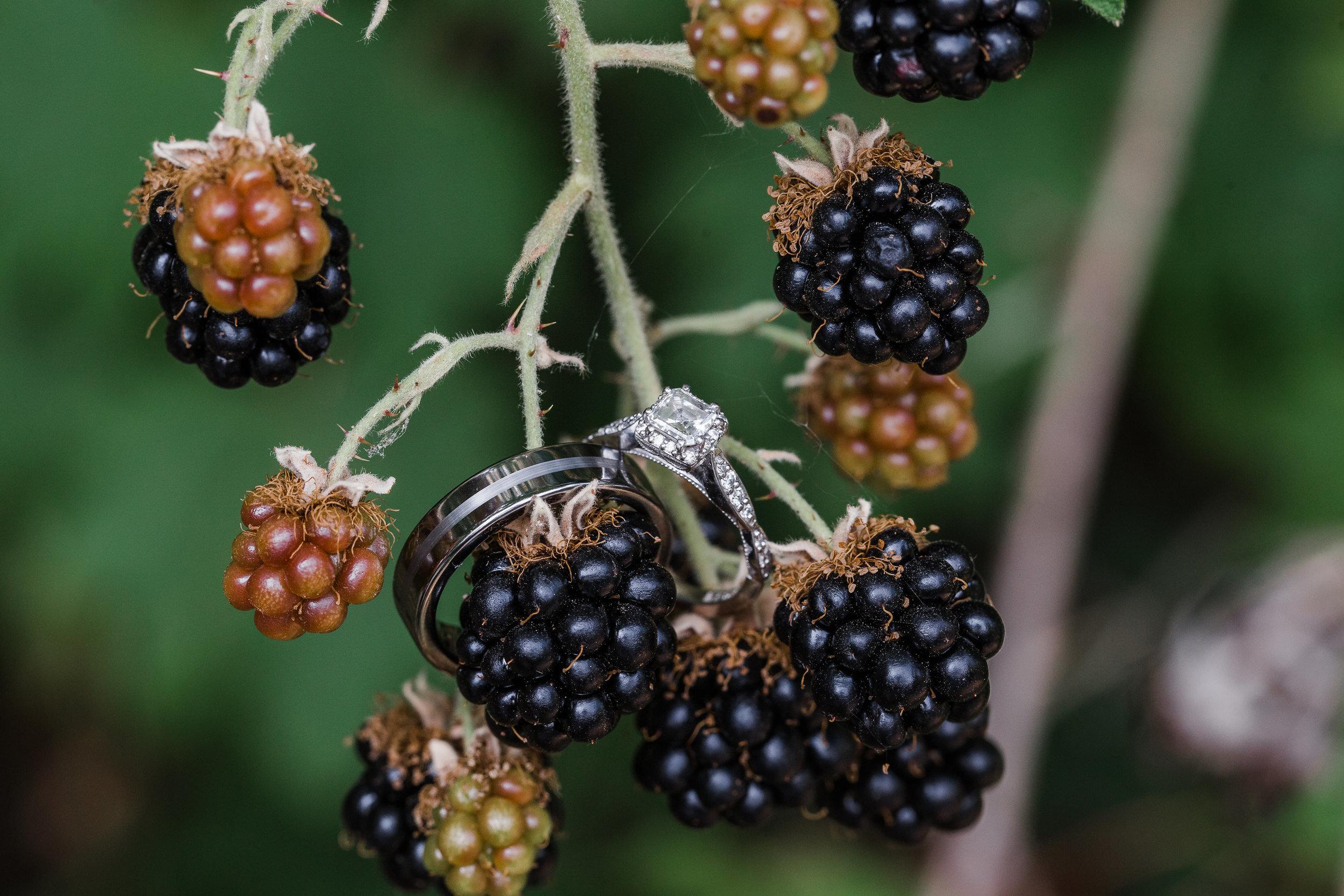 Wedding Ring Berries Mountain