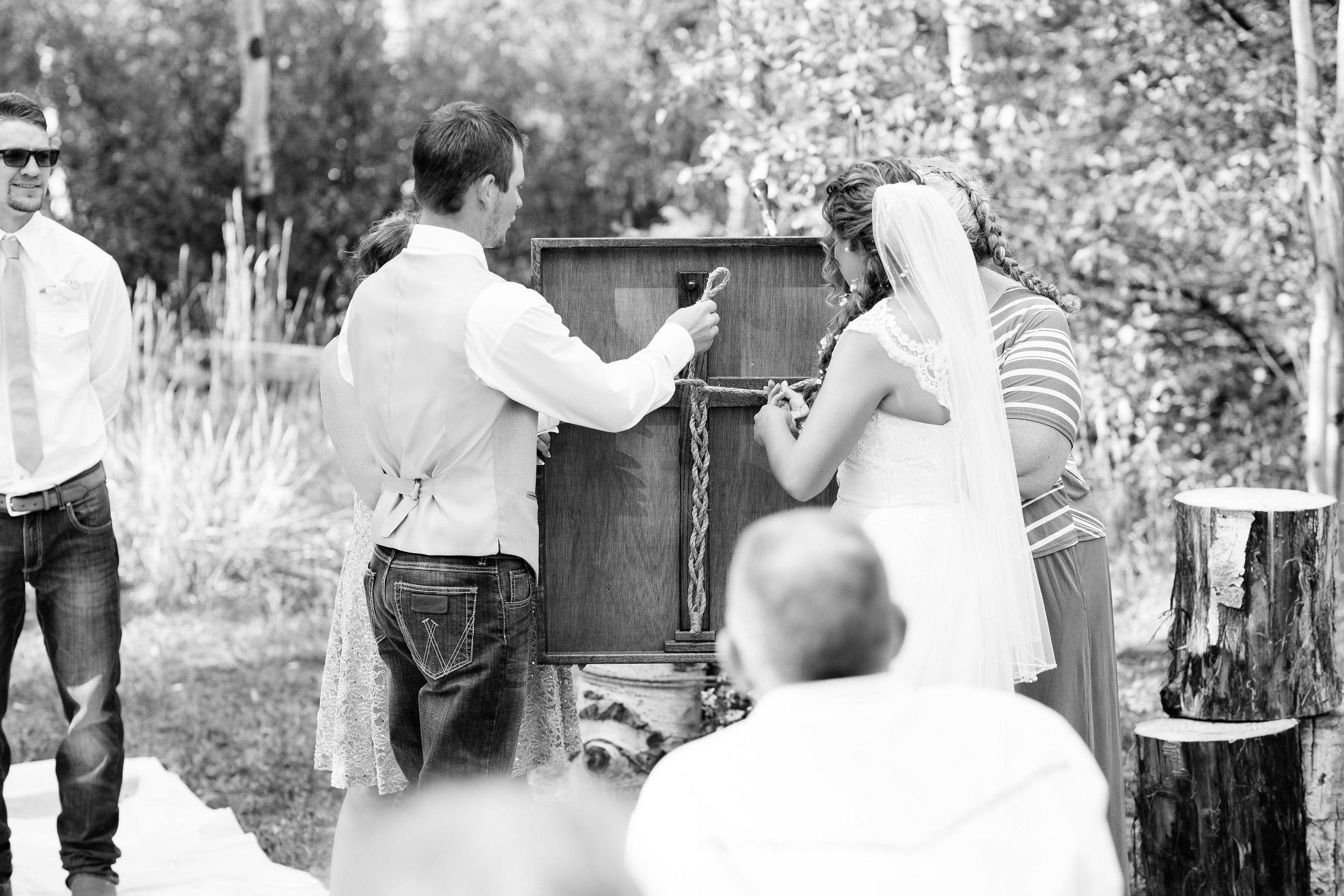 Unity Braid Cross Personalized Wedding Ceremony