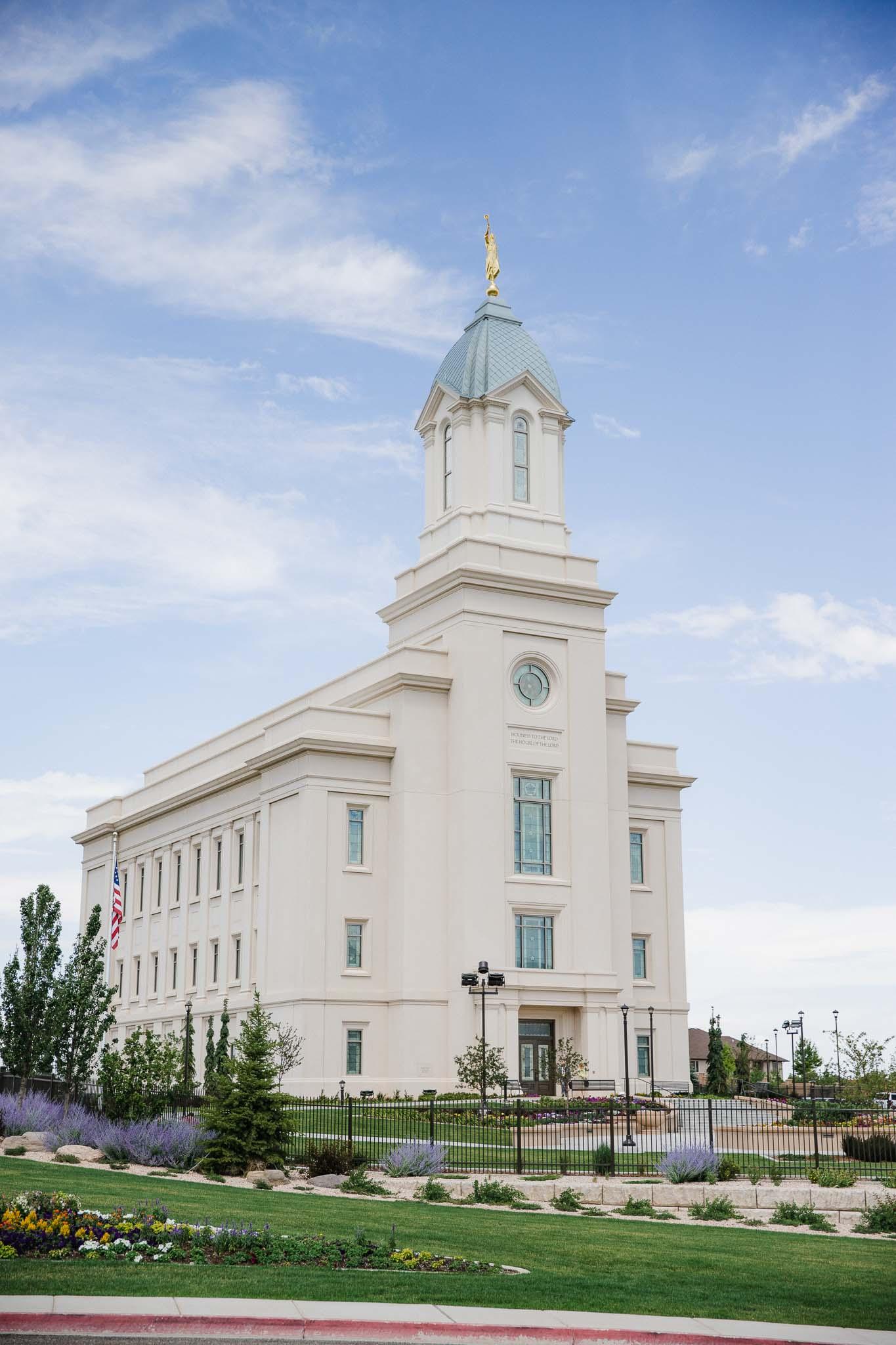 Cedar City Temple Utah