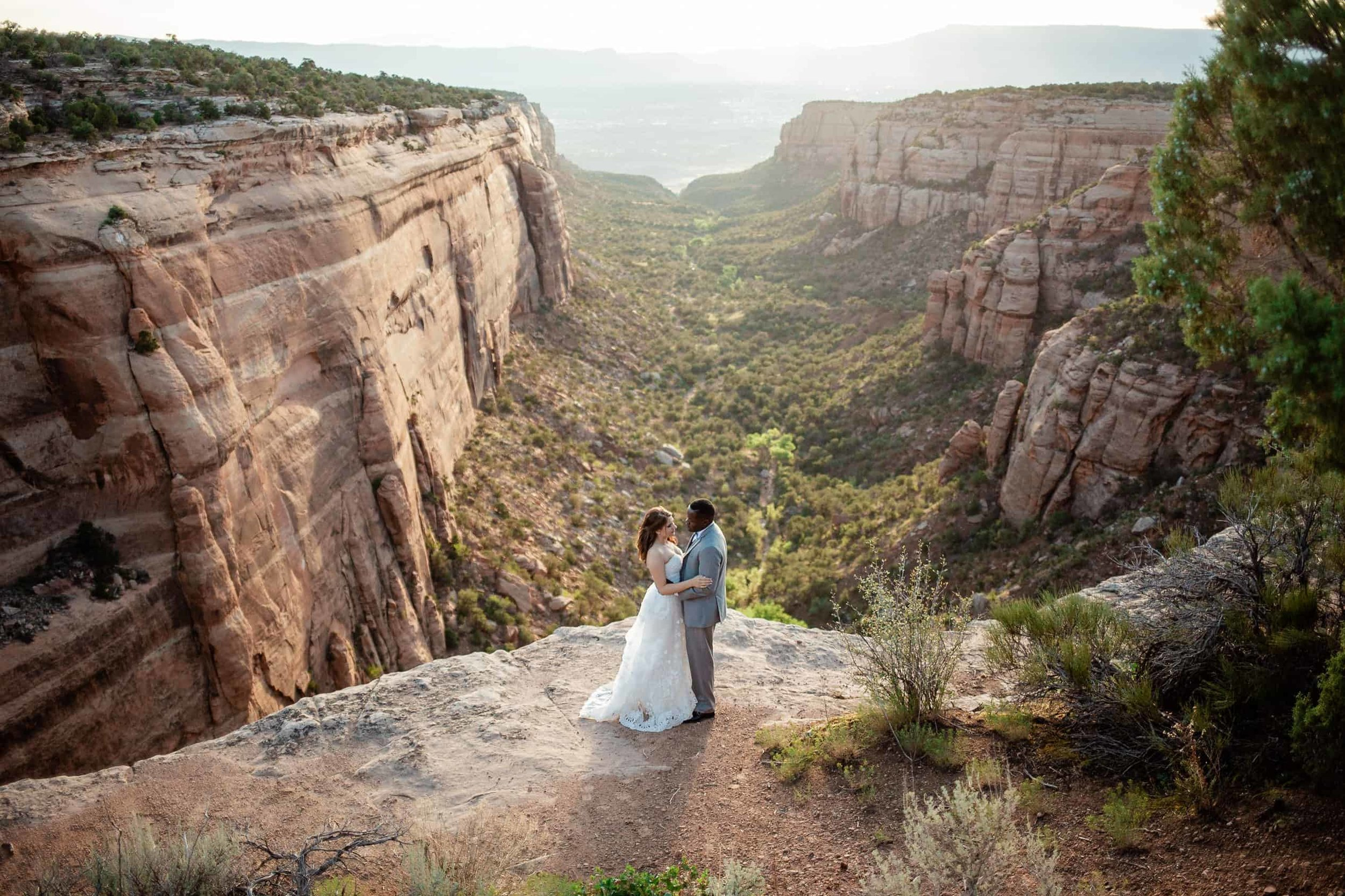 Adventure Wedding Photographer Interracial wedding Colorado