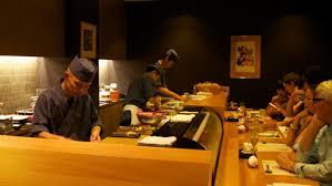 Sushi Bar at Kenzan