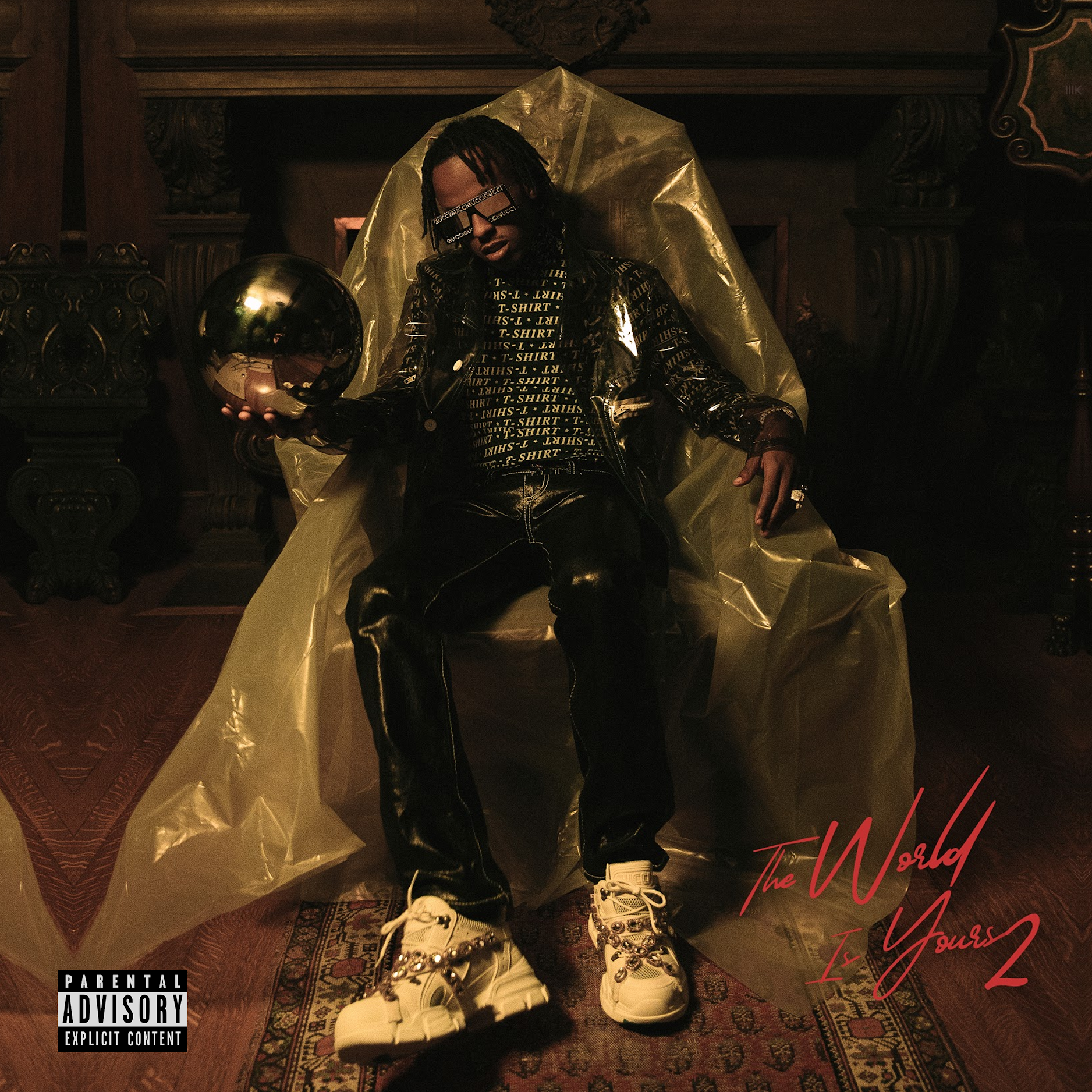 "RICH THE KID ""THE WORLD IS YOURS 2"" 2019 -"
