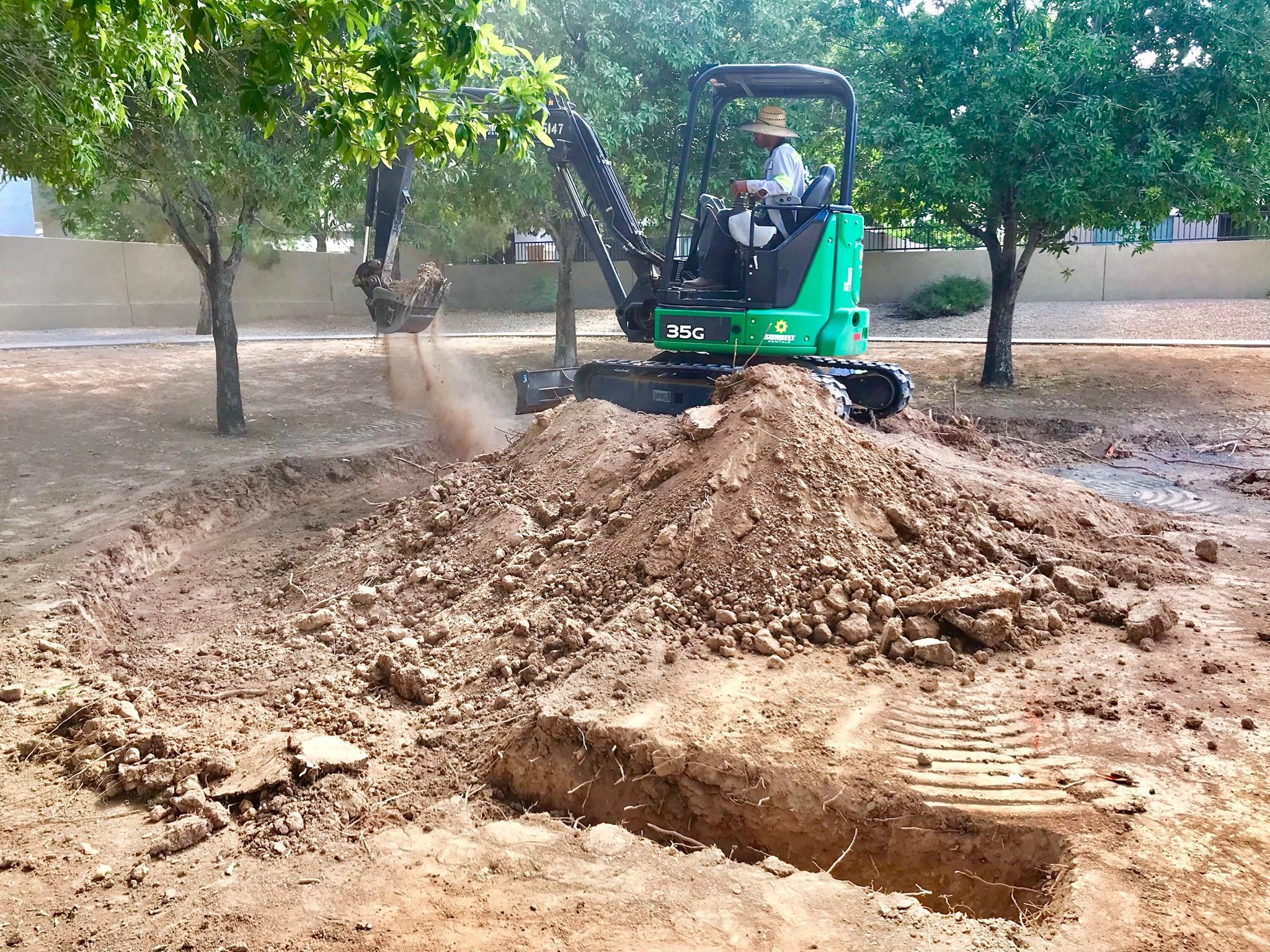 Rovey Farm Install