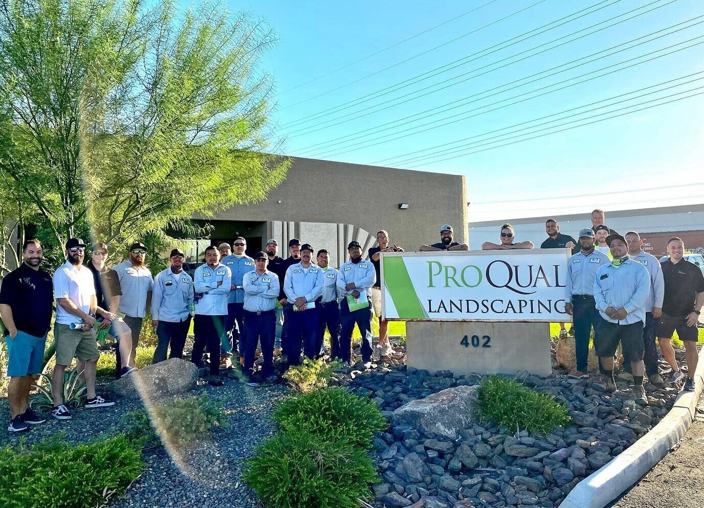 Meet Our Team Proqual Landscaping