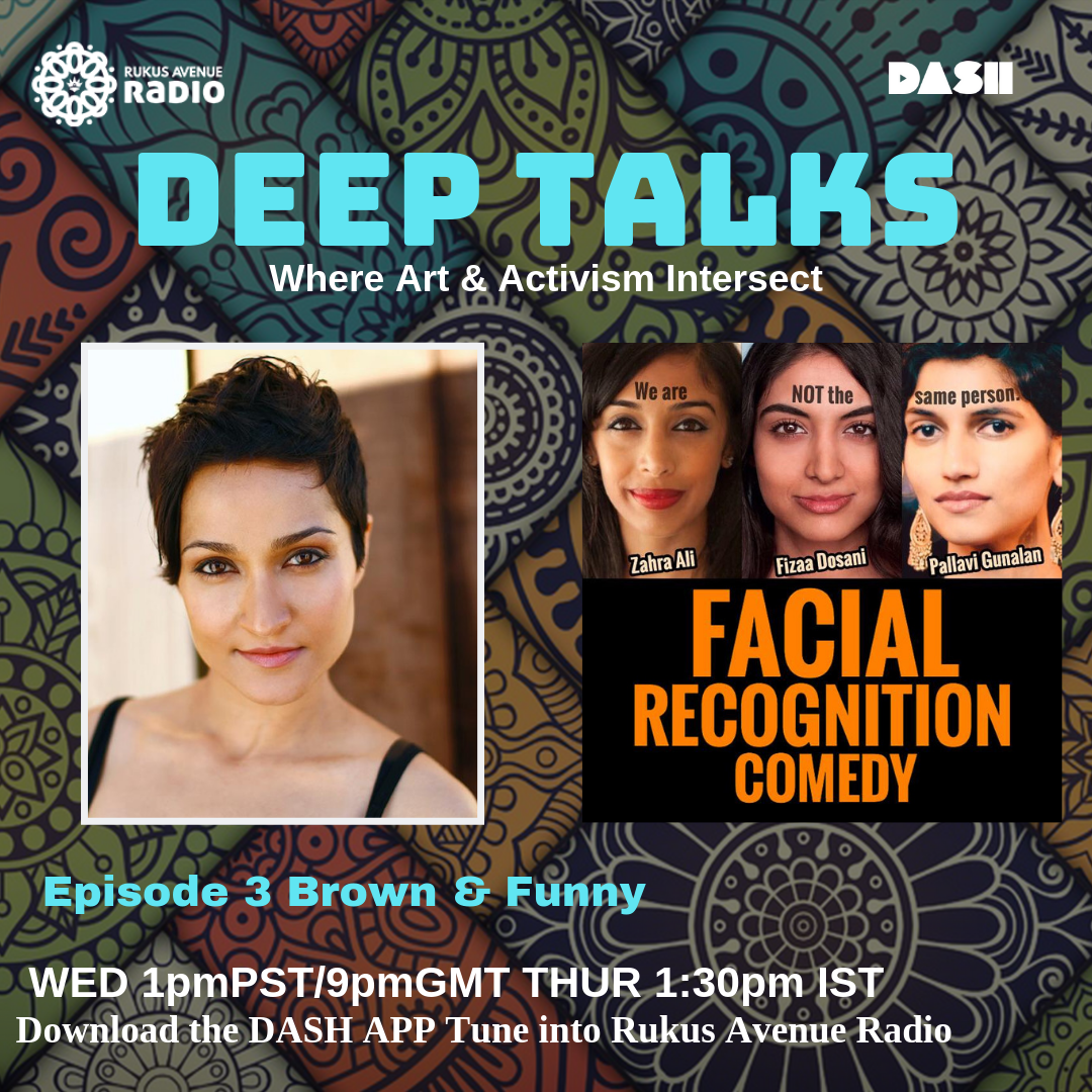 Deep Talks Episode 3 - Brown & Funny Guest Facial Recognition Comedyhttps://drive.google.com/file/d/1yGWr8wepfRq9nEG-J-Wq63GvdkFTuAwm/view