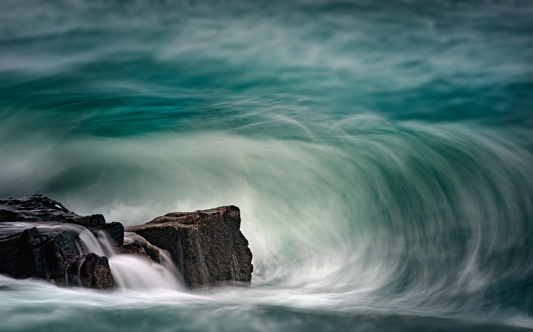 Honorable Mention, IPA-International Photography Awards,  Bold Coast Trail , Maine |  © Brian Rivera Uncapher