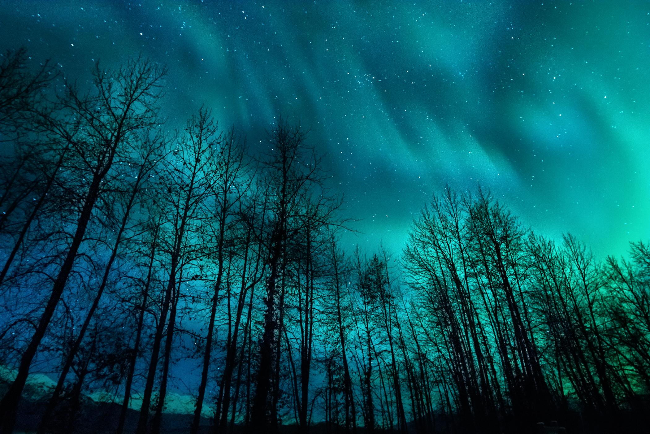 Aurora Borealis, Alaska ©2018 Brian Rivera Uncapher