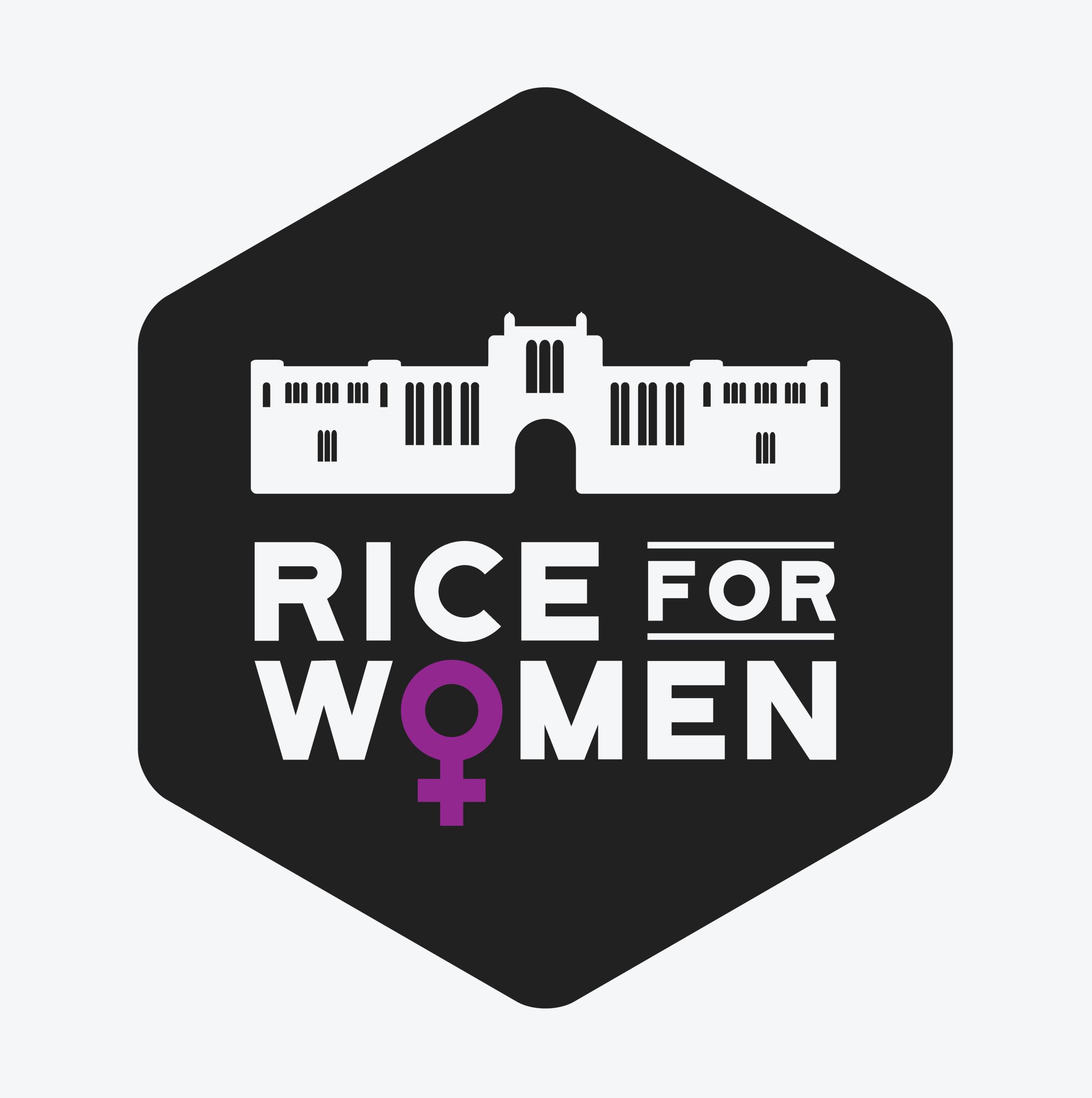 Rice for Women Logo Design