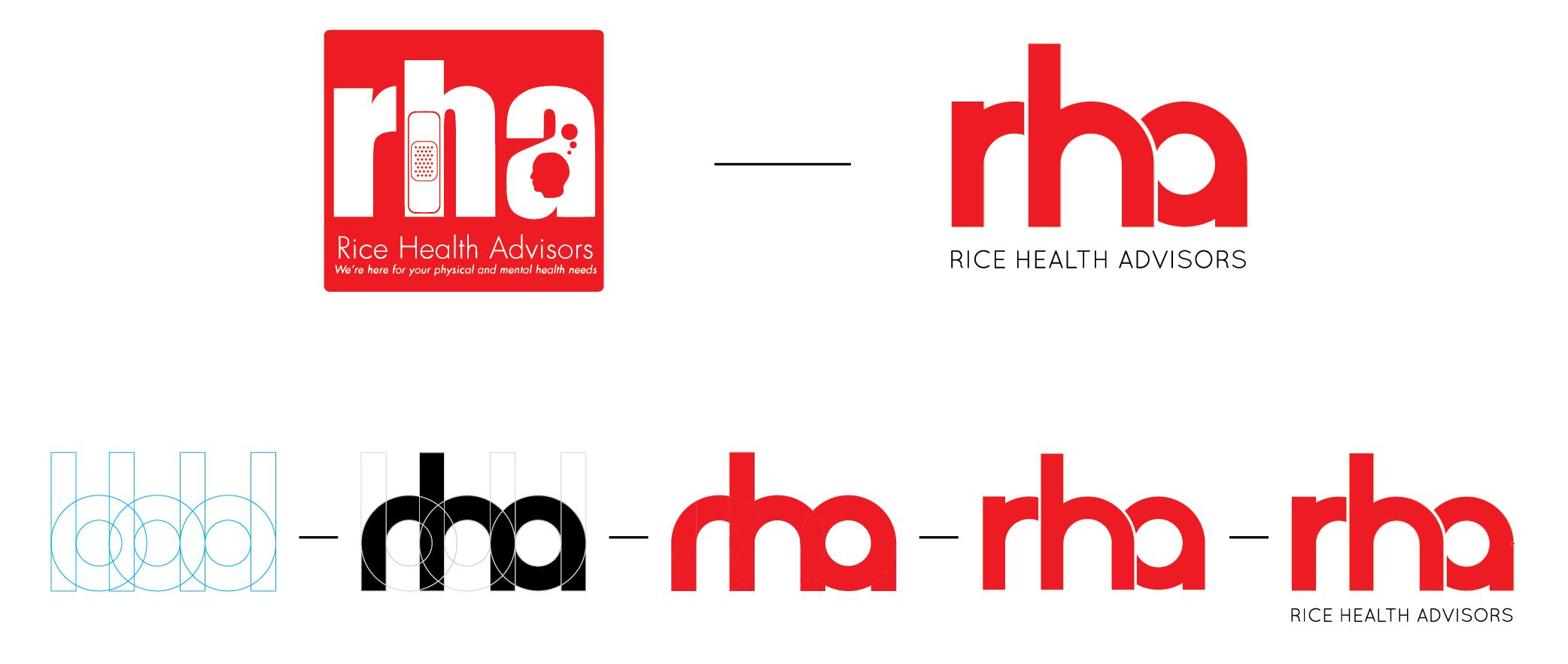 Updated look for Rice Health Advisors program