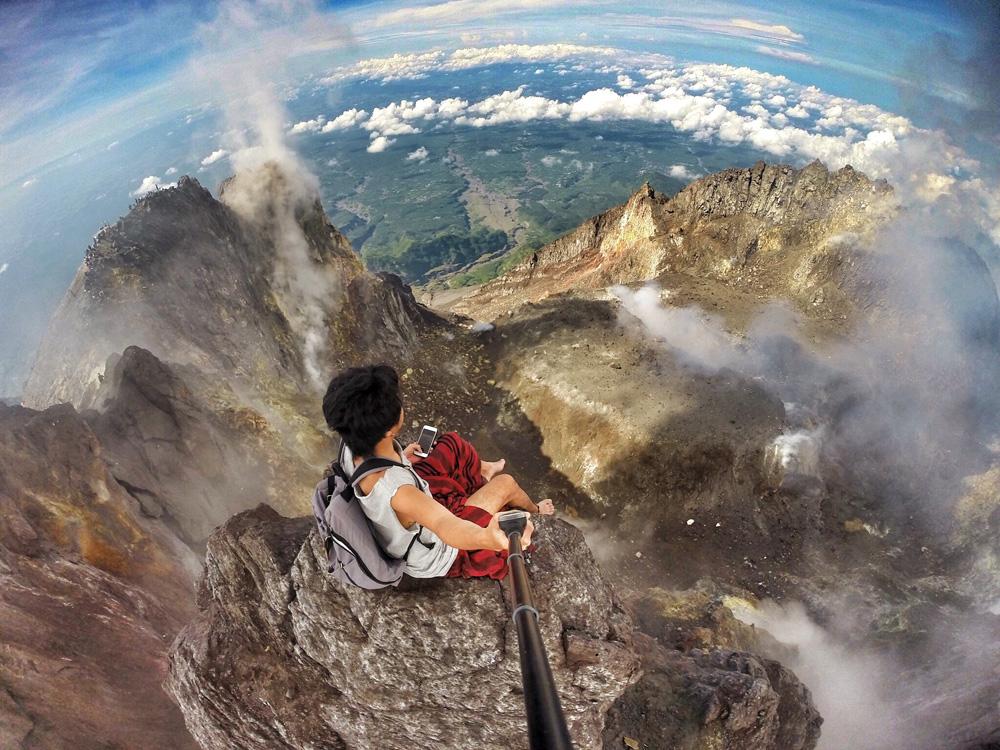 View seperti ini MAHAL! bayaranya, NYAWA!