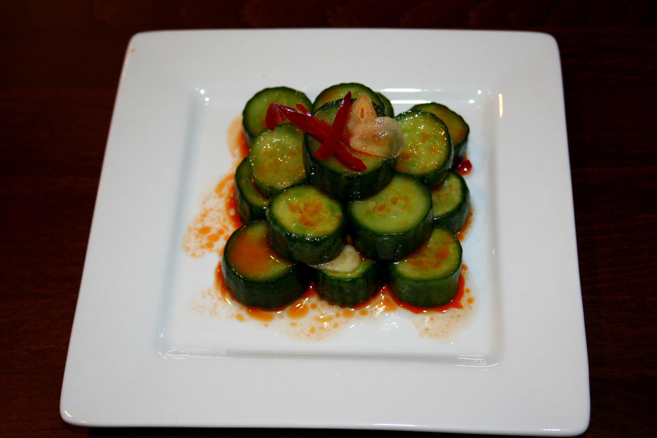 Cucumber Salard