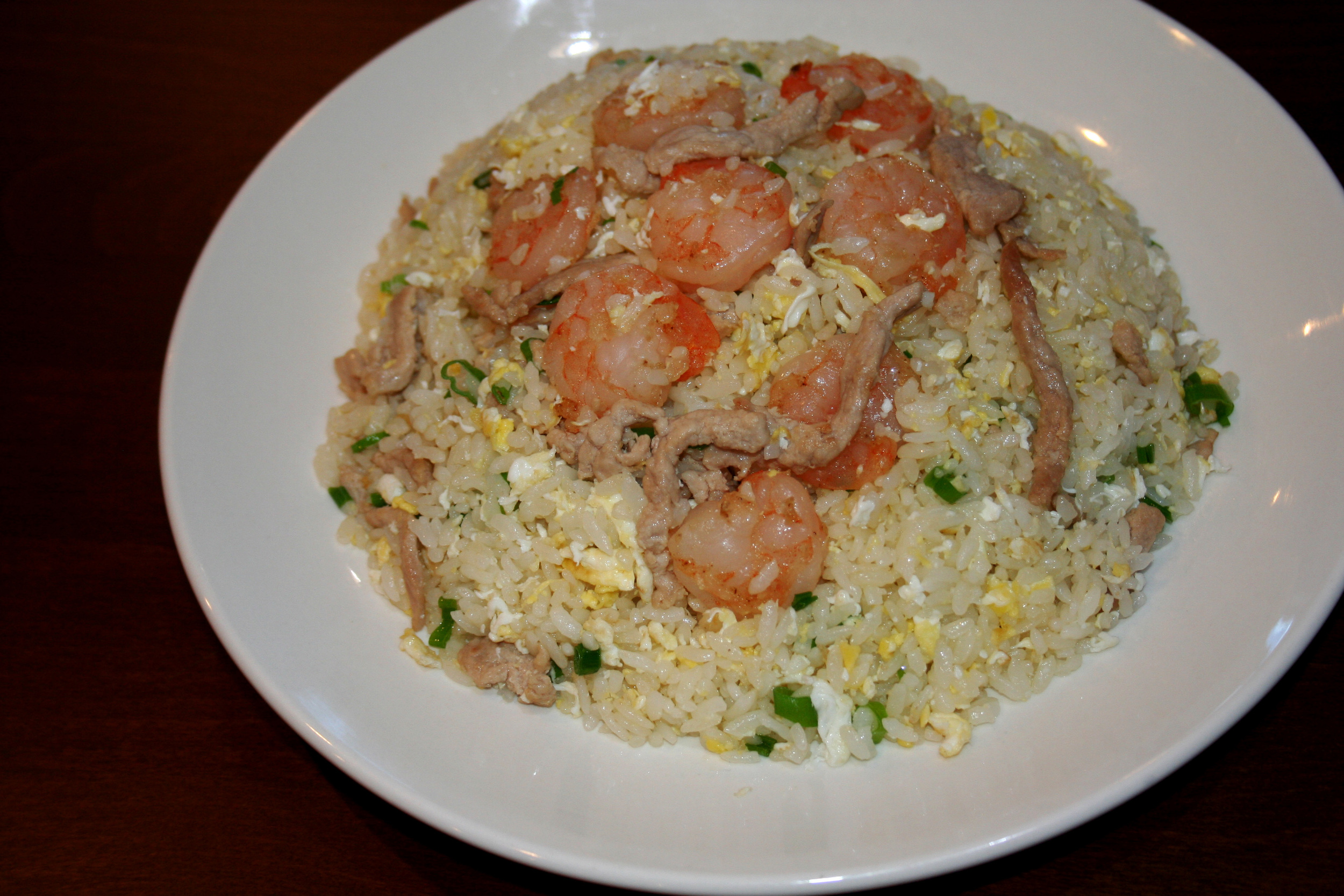Shrimp&Pork Fried Rice