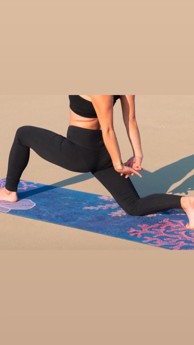 Envie de yoga au grand air tout l'été - Avec Yoga Rozenn tout est possible tout l'année à toute heure