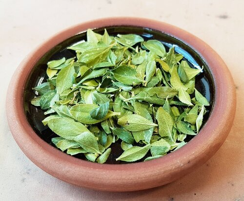 Buchu Leaves