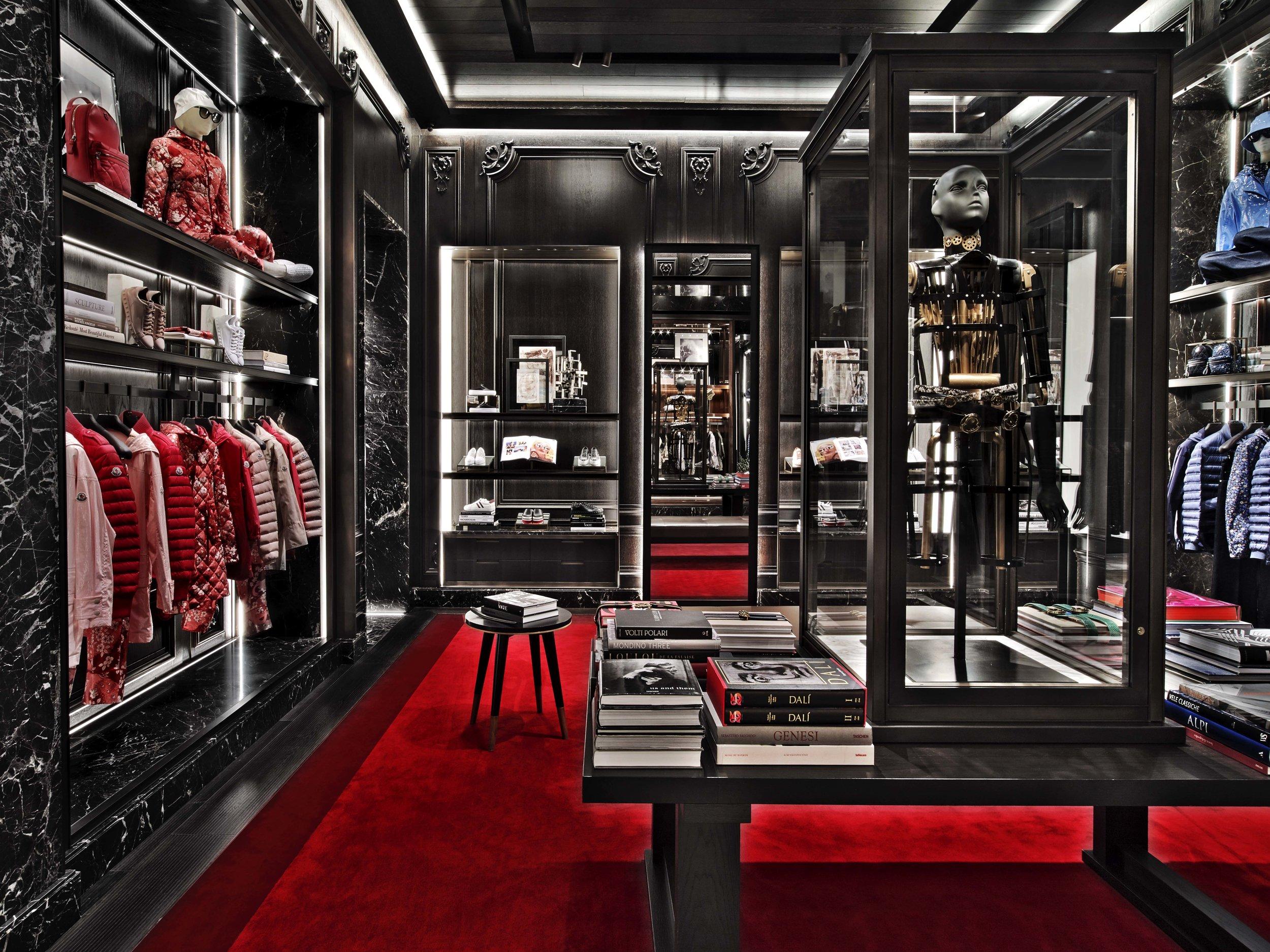 Moncler New York Flagship Store