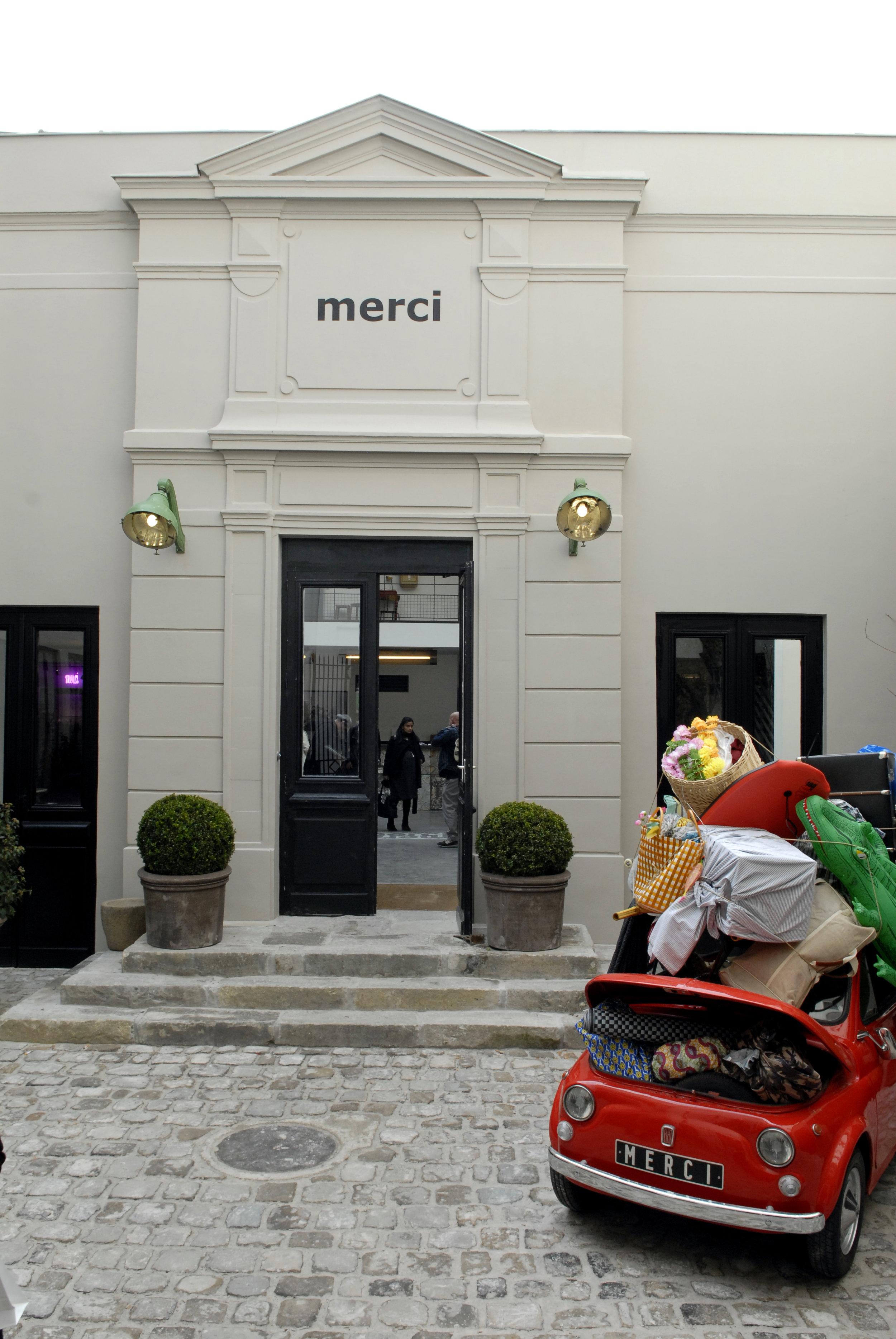 façade boutique merci