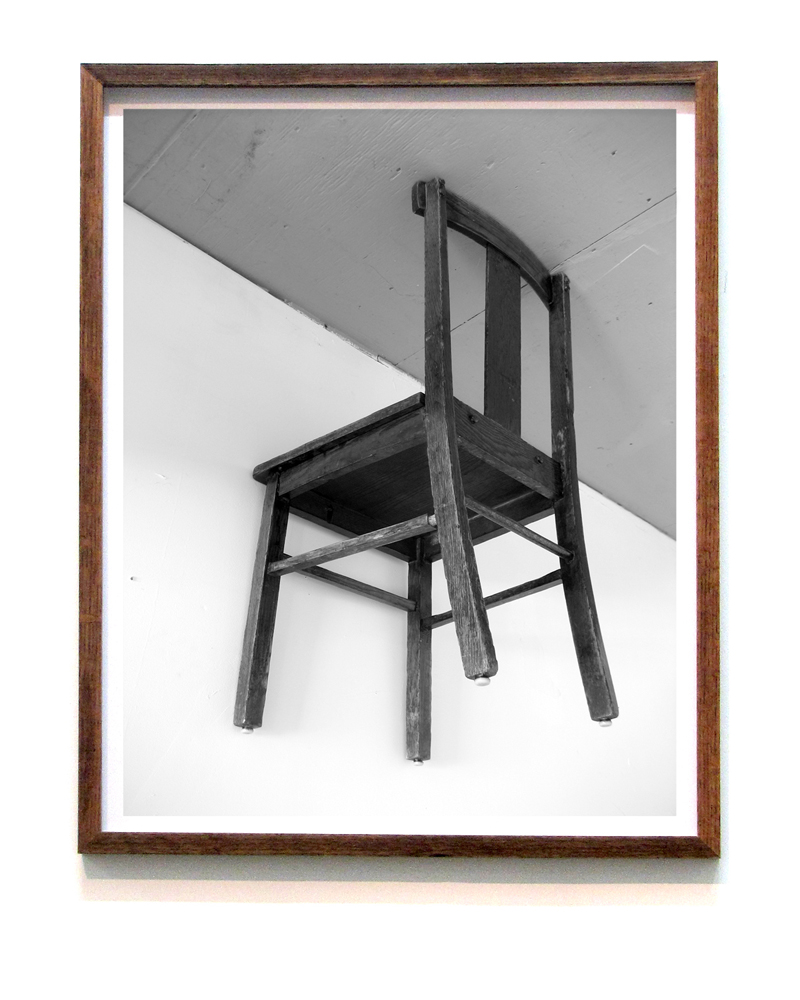"""The Interrogation , 32"""" x 26"""" (framed), Chromira print on Kodak Matte Paper, 2008-2010"""