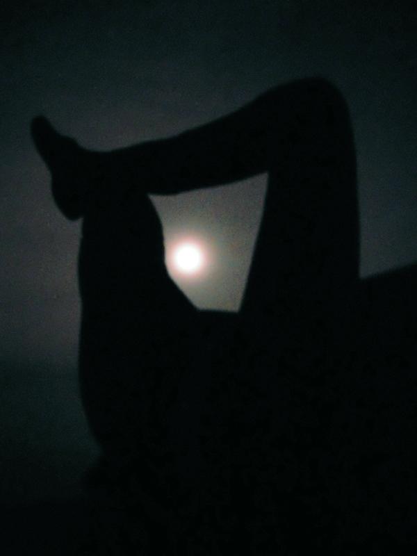 "Moon , 22"" x 18"" (unframed), Chromira print on Kodak Matte Paper, 2010"
