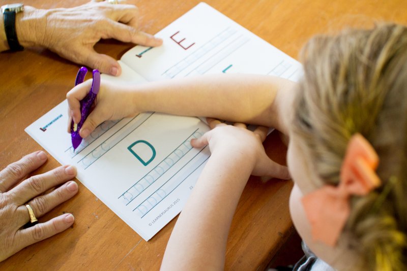 "Lerissa  (Proud Mum)  ""Chloe's grades have improved from D's to C's & B's. As great as this, I am most proud of how much her confidence has improved and now she wants to read and write - something she would previously refuse to do, because, in her words, ""it's was too hard and it would be wrong"". """