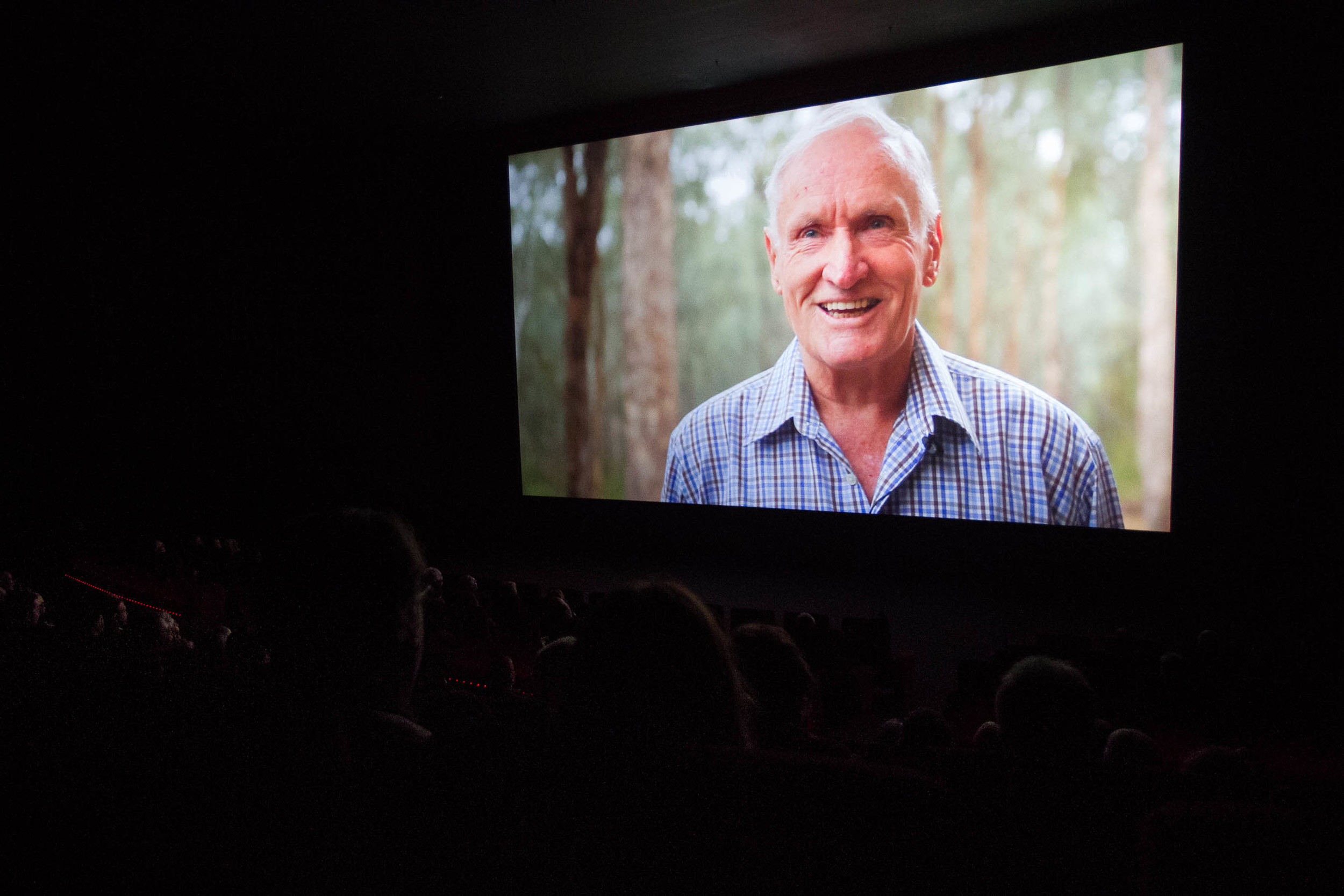 John Dugdale, one of the stars for The Galahs, on the field and in the documentary  (  © Michael Fink)