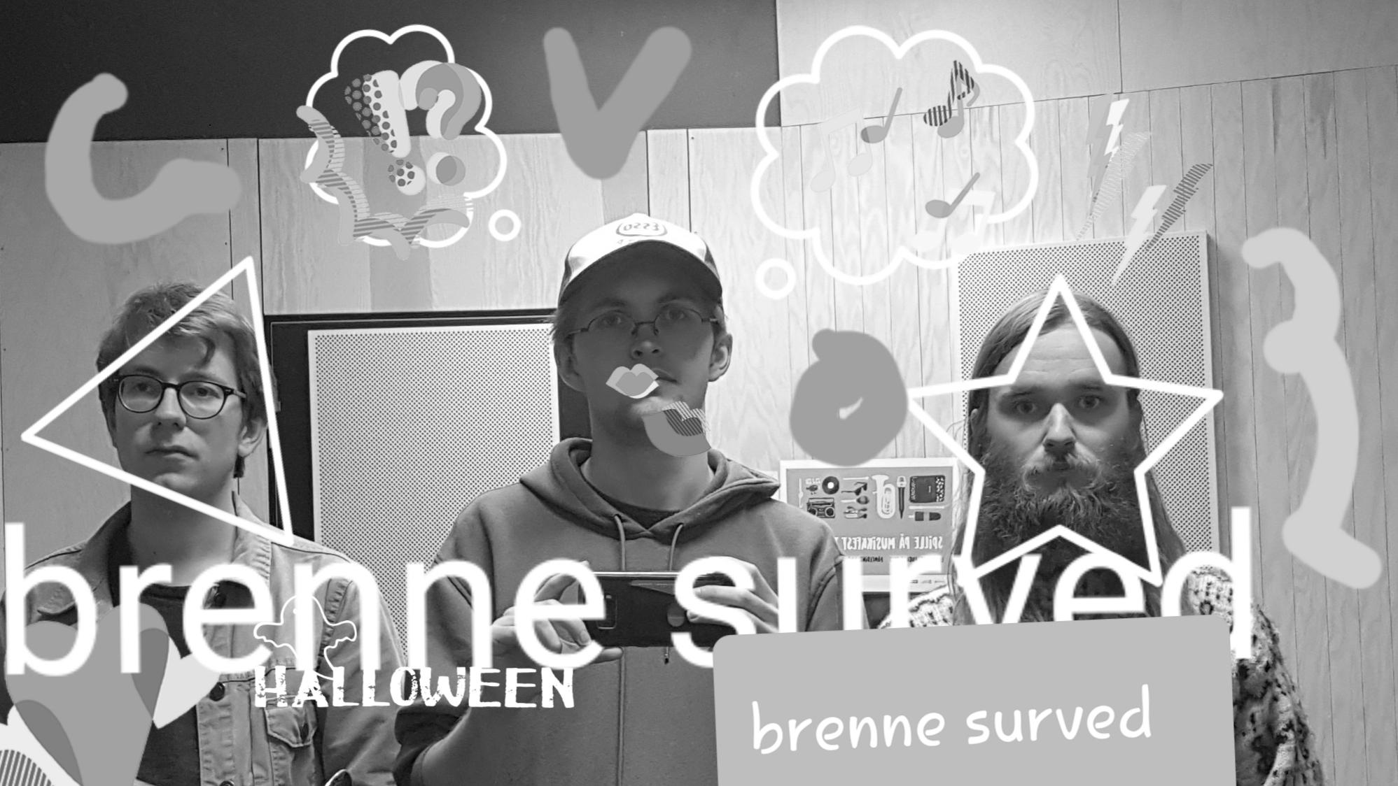 Brenne surved