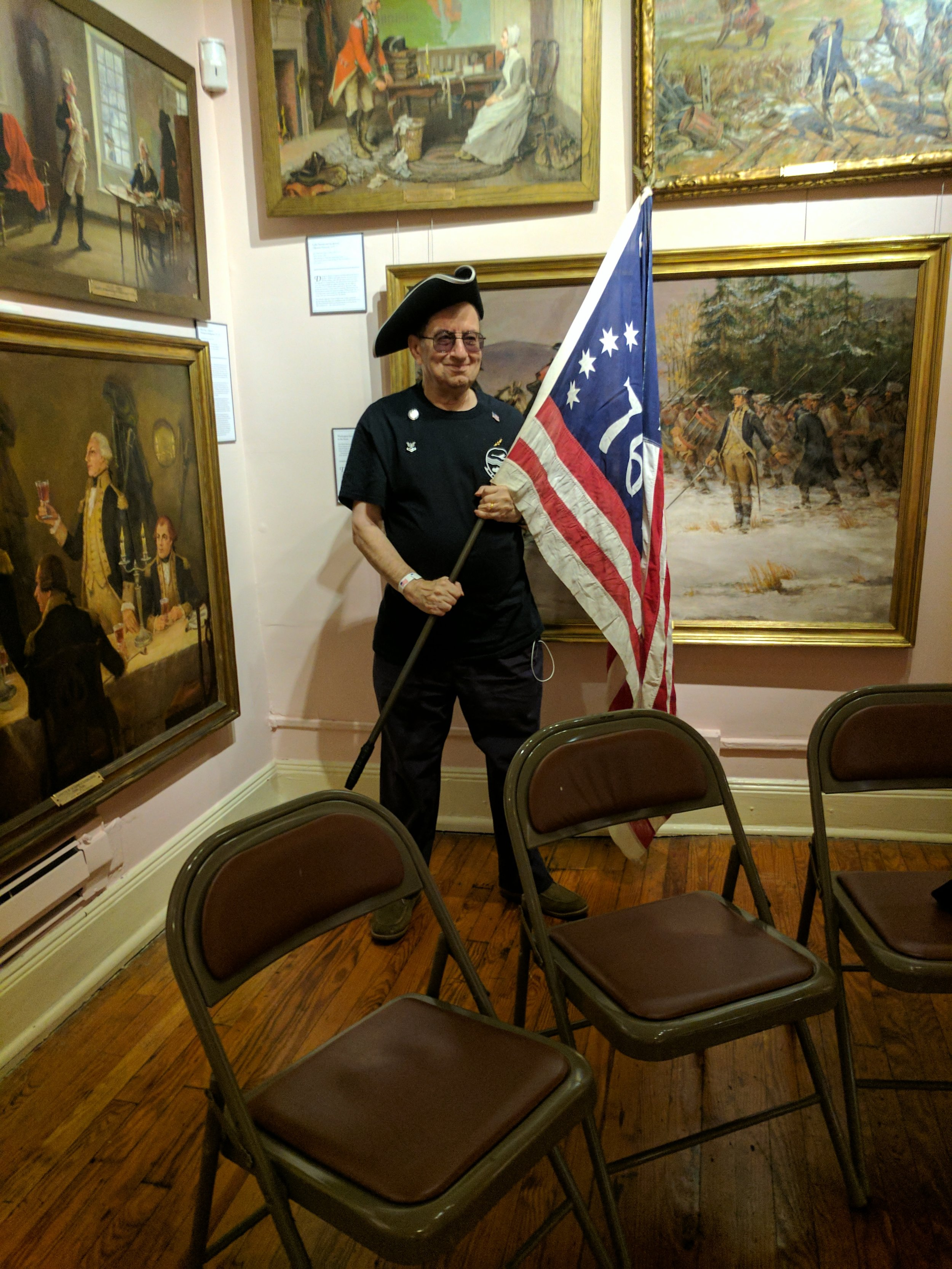 Flag Day Reception Mesick Gallery 2017.jpg
