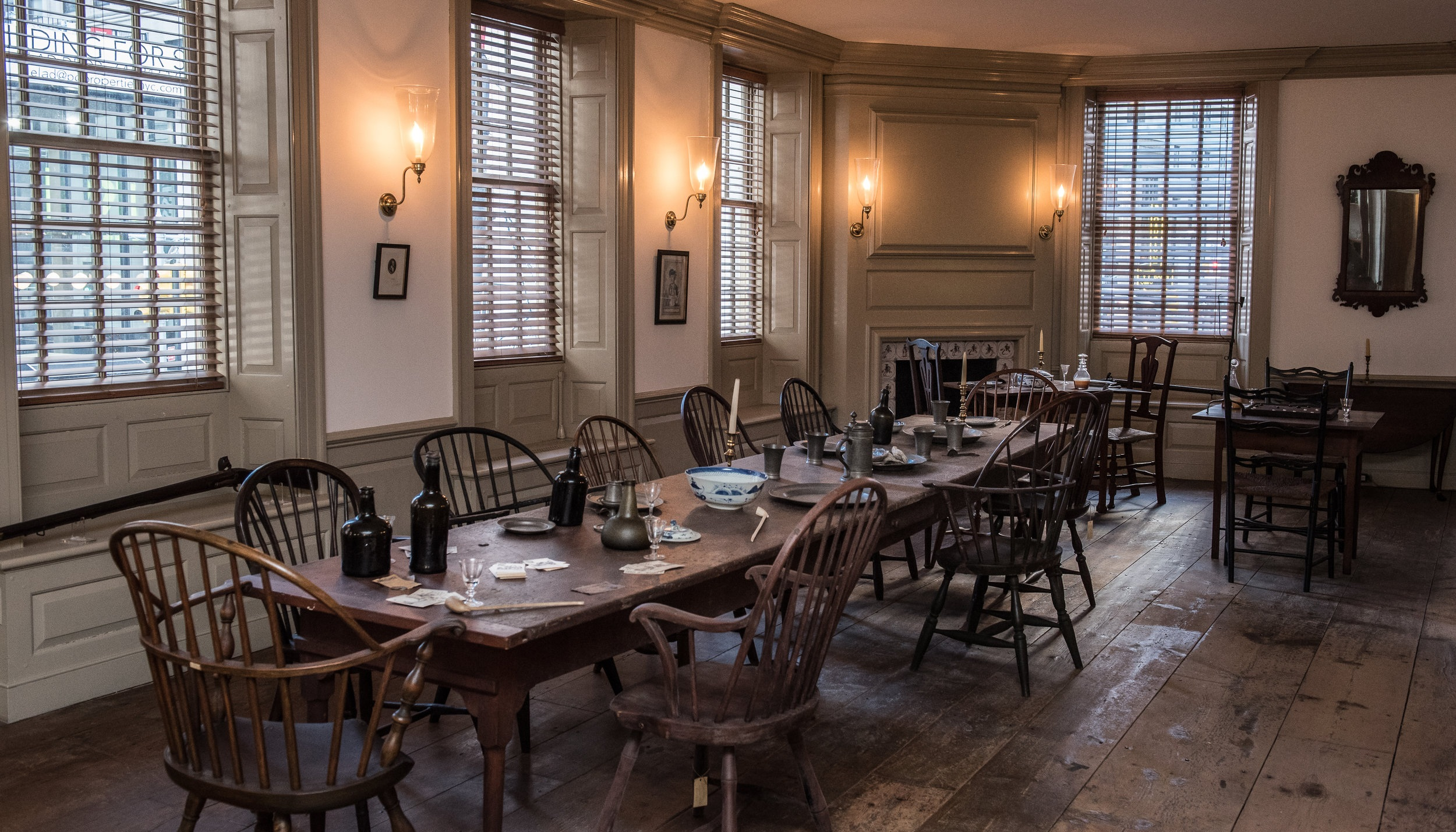 Drink to history - and discover New York City's revolutionary past