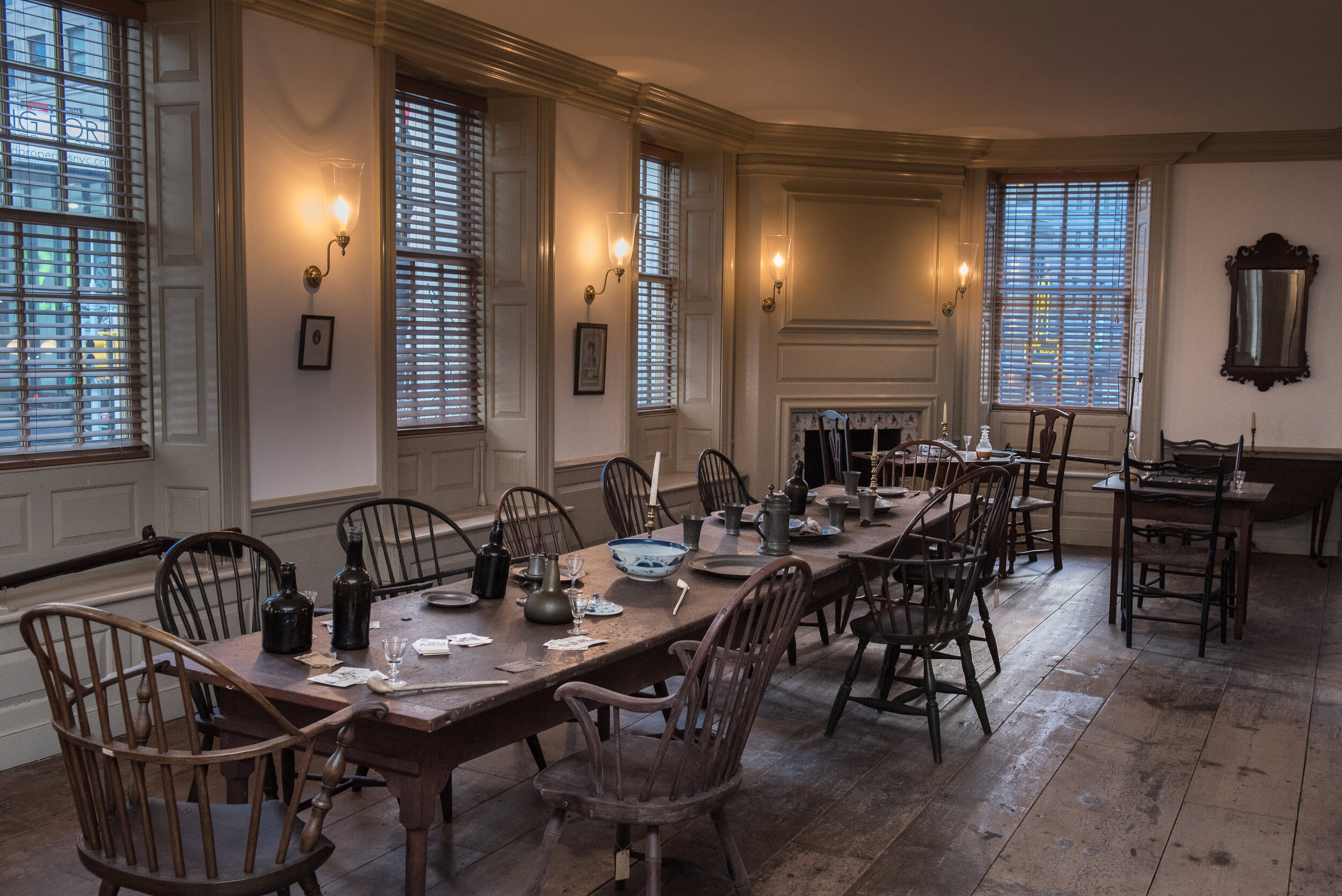 Drink to history - and discover New york' City's revolutionary past