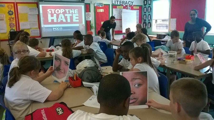Pilot-Hate-Crime-day-in-Lansdowne-School,-Tilbury,-Essex.JPG