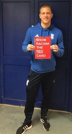 Michael red card.jpg