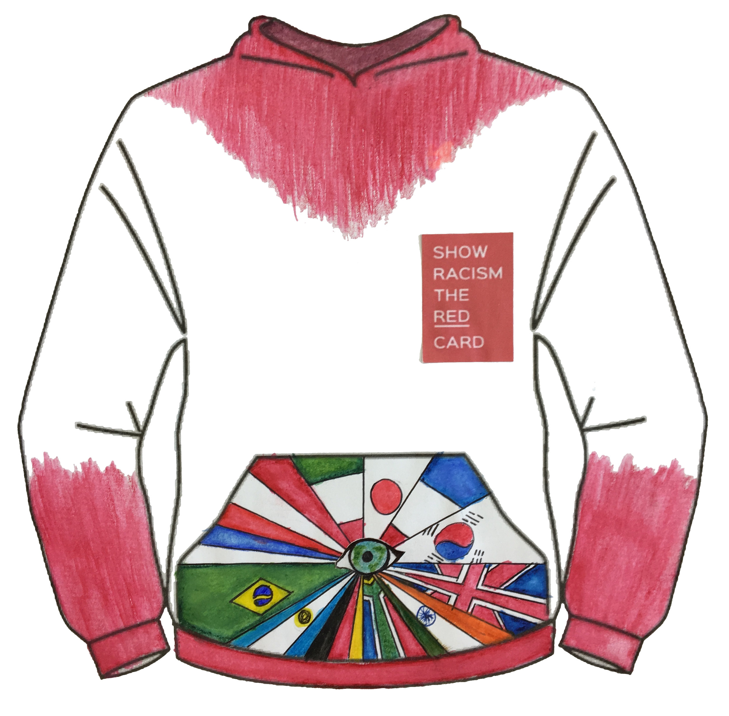 Heather Chamerblain - Crickhowell High School - Powys - Clothing Design Y 9+ Category (Front)
