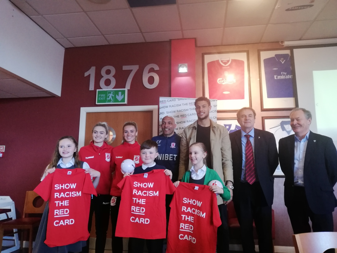 Middlesbrough Club Event 14th March 2019