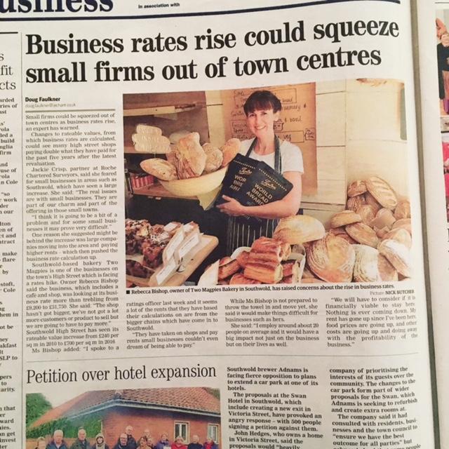 East Anglia Daily Press November 2016