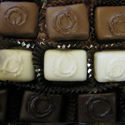 Bavarian Mints   Smooth, creamy meltaway center covered in mint flavored white, milk, or dark chocolate