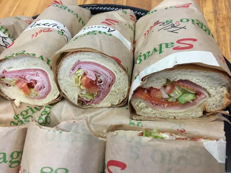 Salvaggio Sandwich Platter