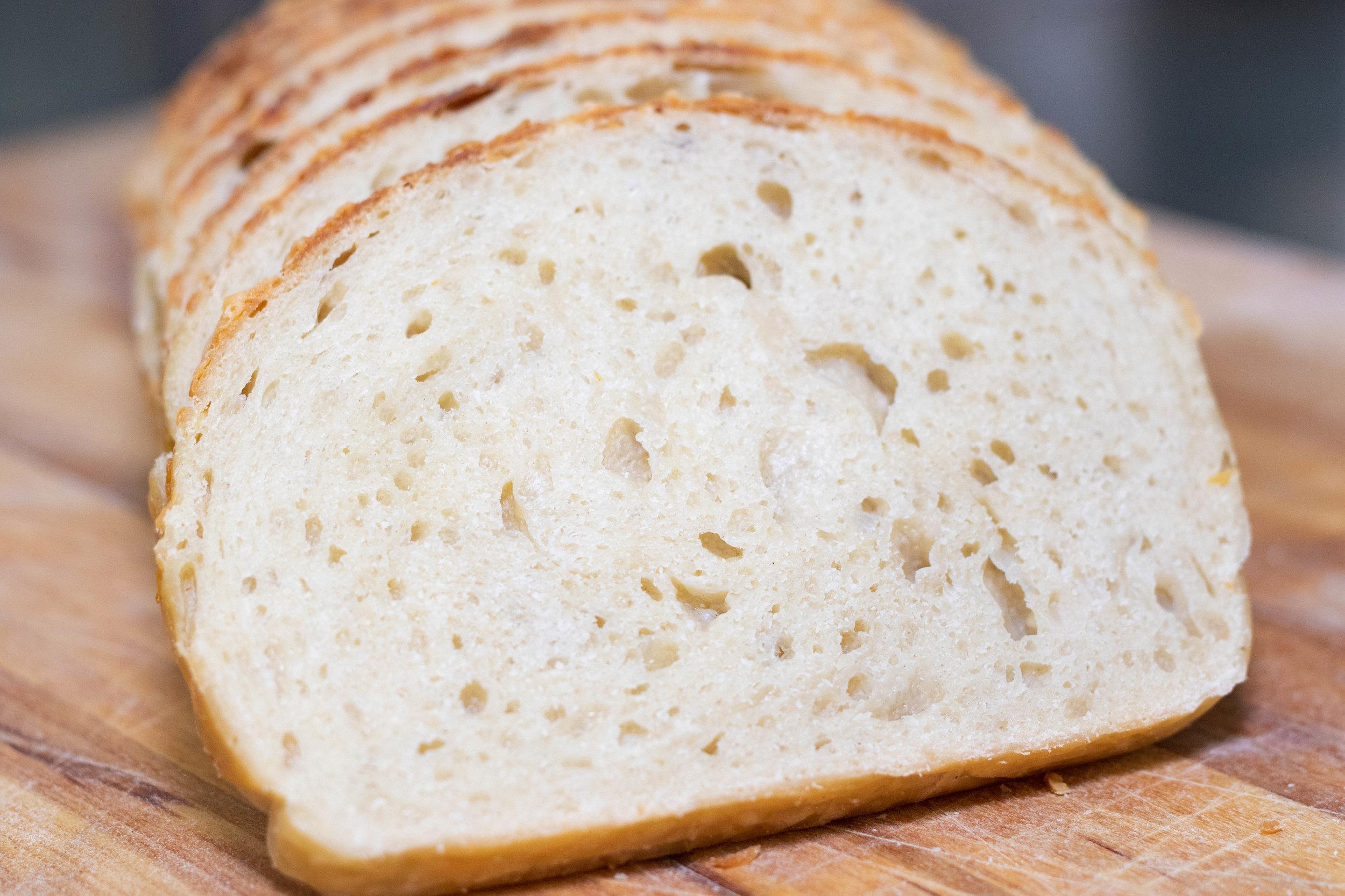 Asiago Sandwich Loaf