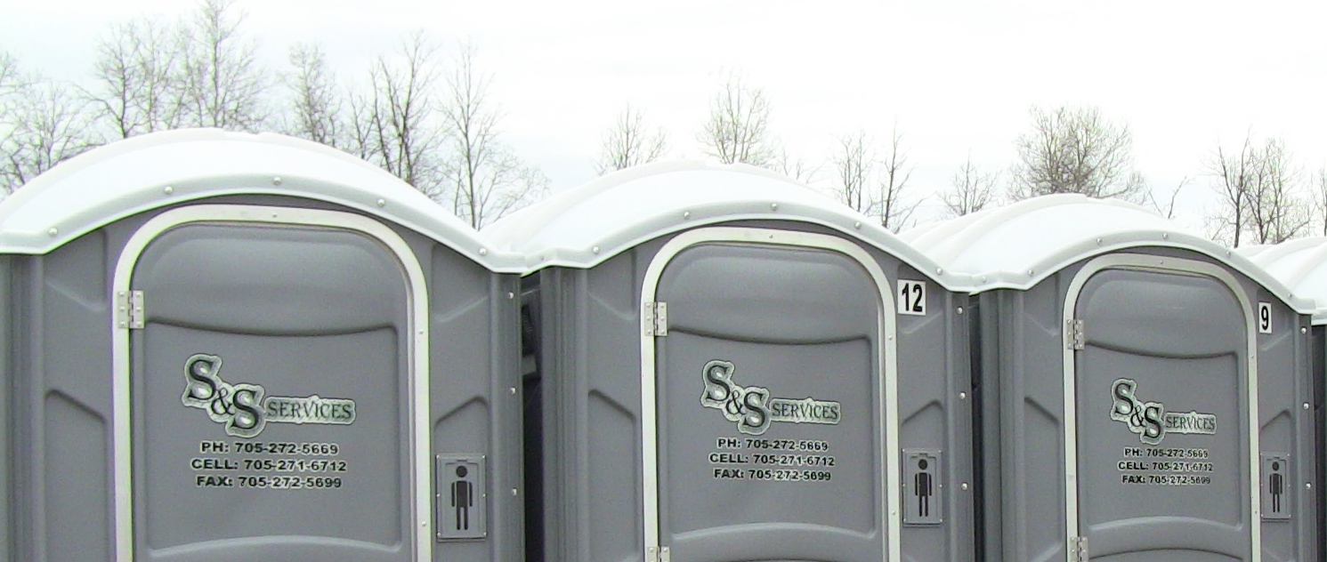 portable toilet rentals for every occasion