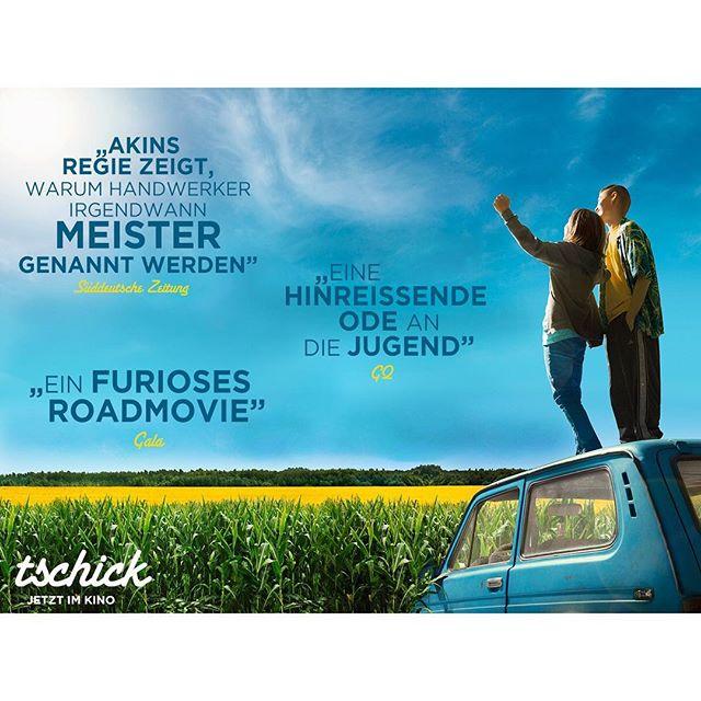 #tschickfilm + Presse = Das geht ab! #tschick - jetzt im #Kino!