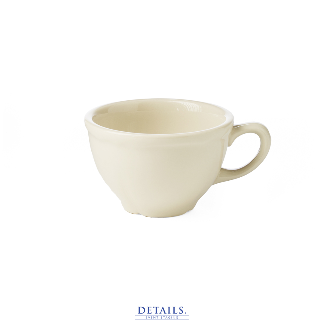 Homer Laughlin — Ivory Coffee Cup